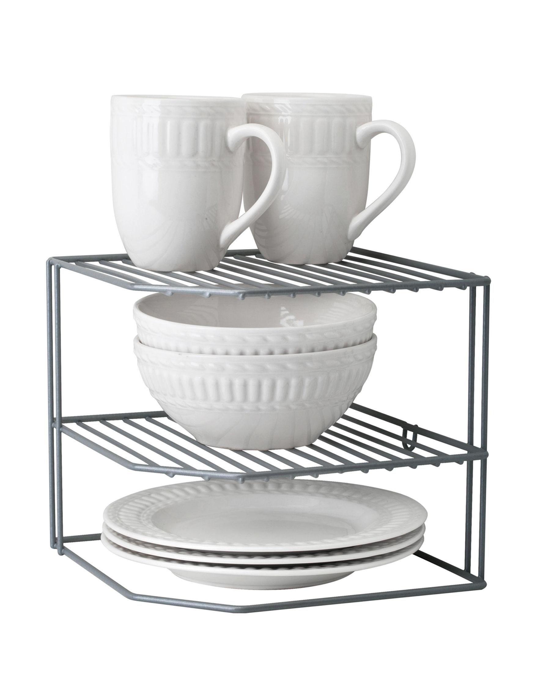 Kitchen Details Grey Kitchen Storage & Organization