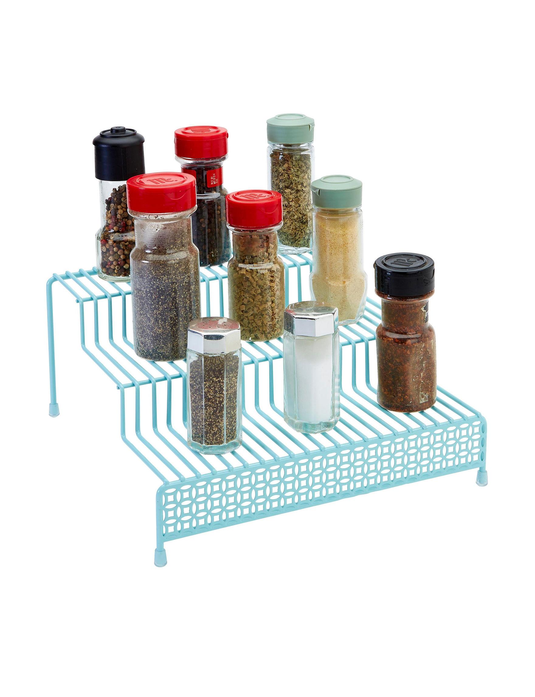 Laura Ashley Blue Kitchen Storage & Organization