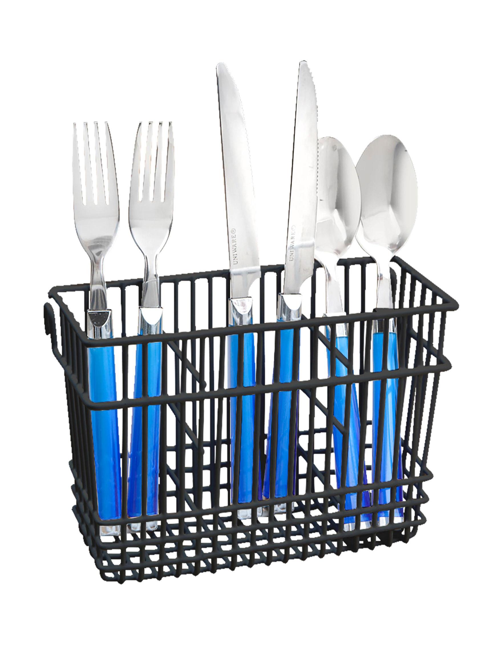 Simplify Black Kitchen Storage & Organization