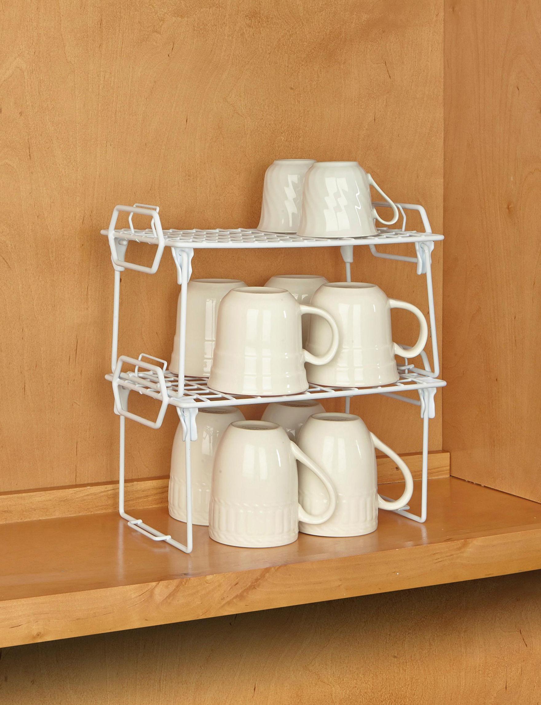Kitchen Details White Kitchen Storage & Organization