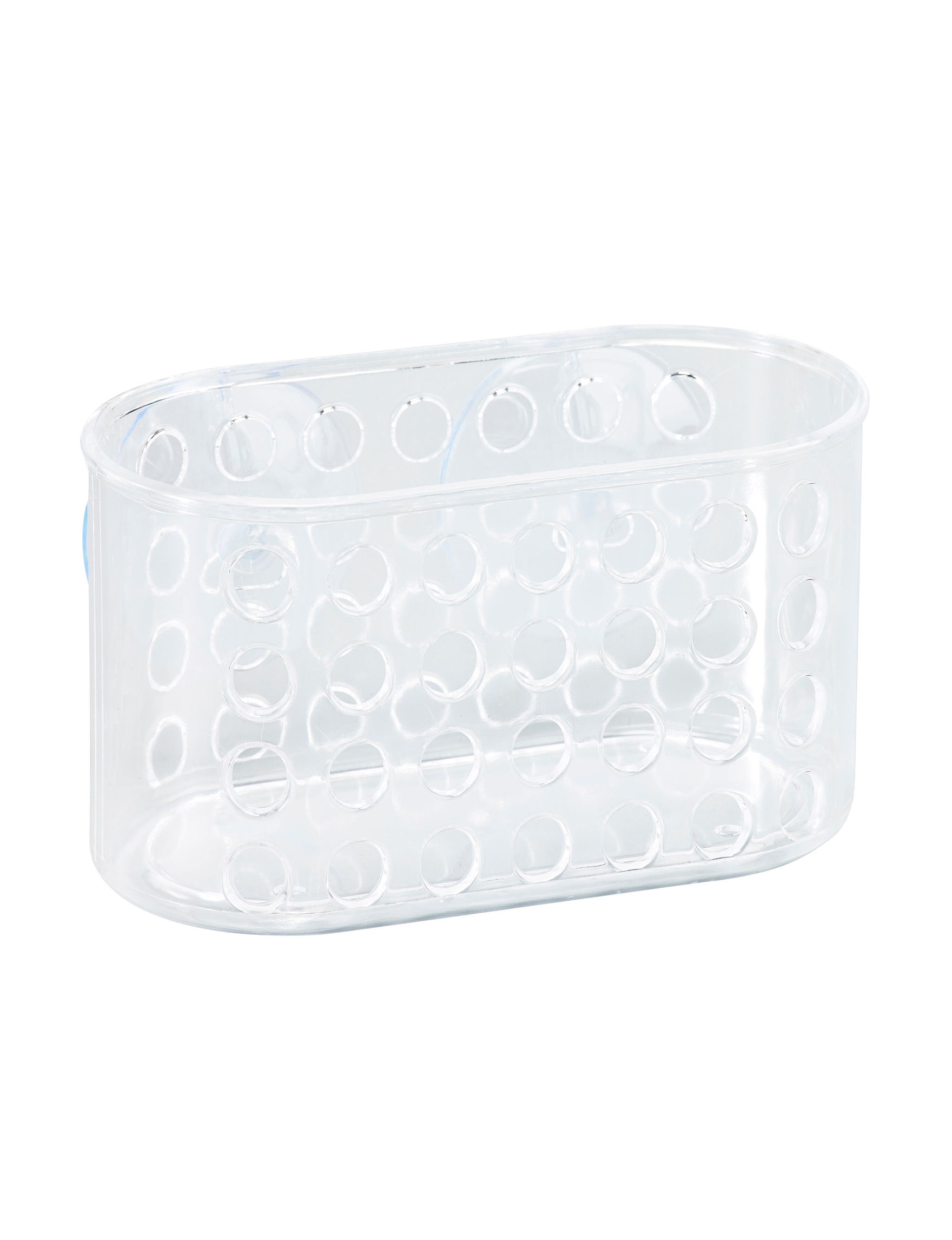 Bath Bliss Clear Bath Accessories