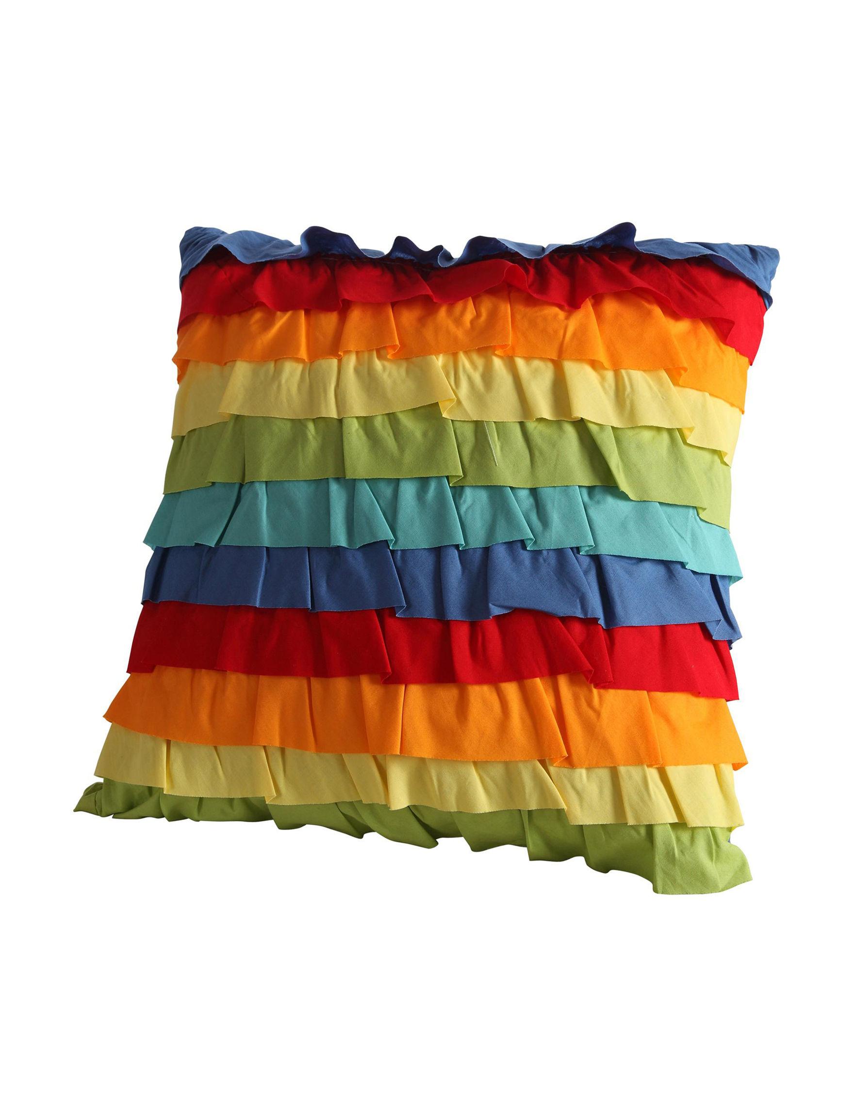 Fiesta Rainbow Decorative Pillows
