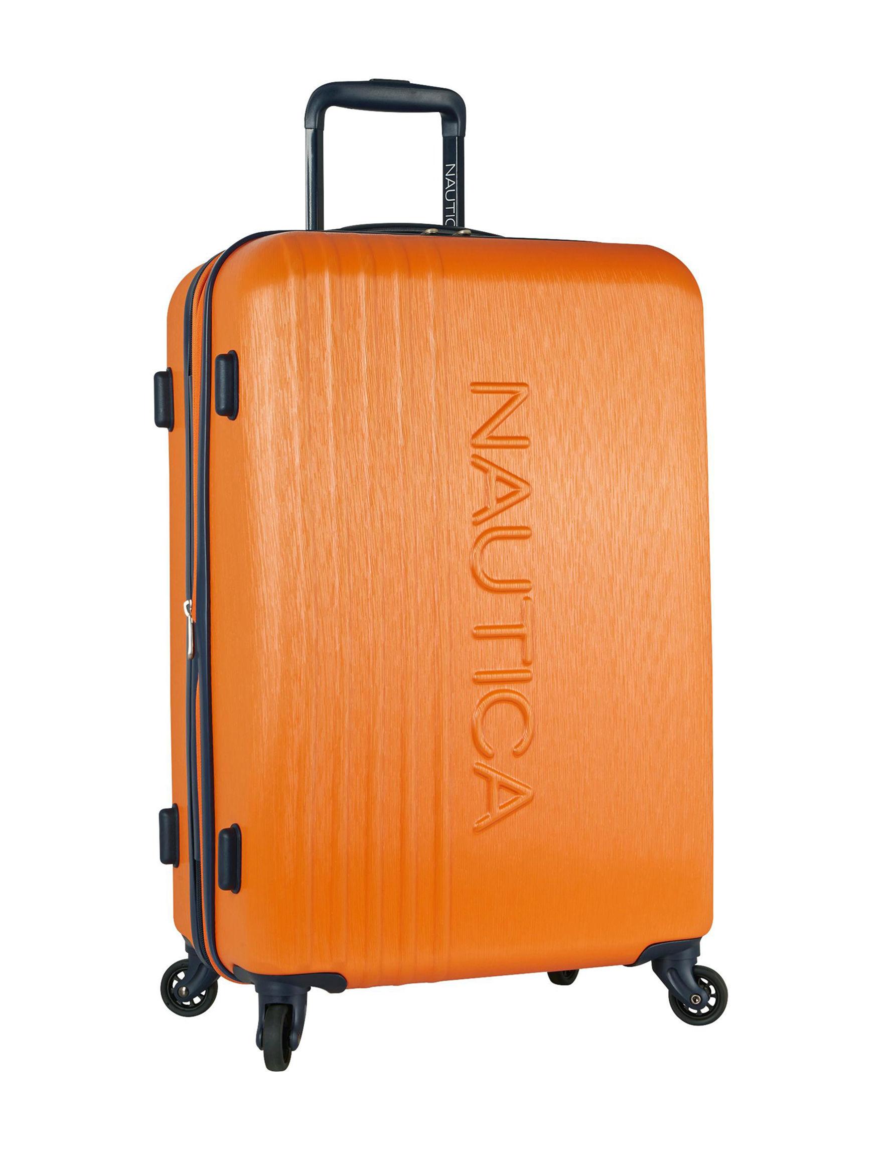 Nautica Orange Upright Spinners