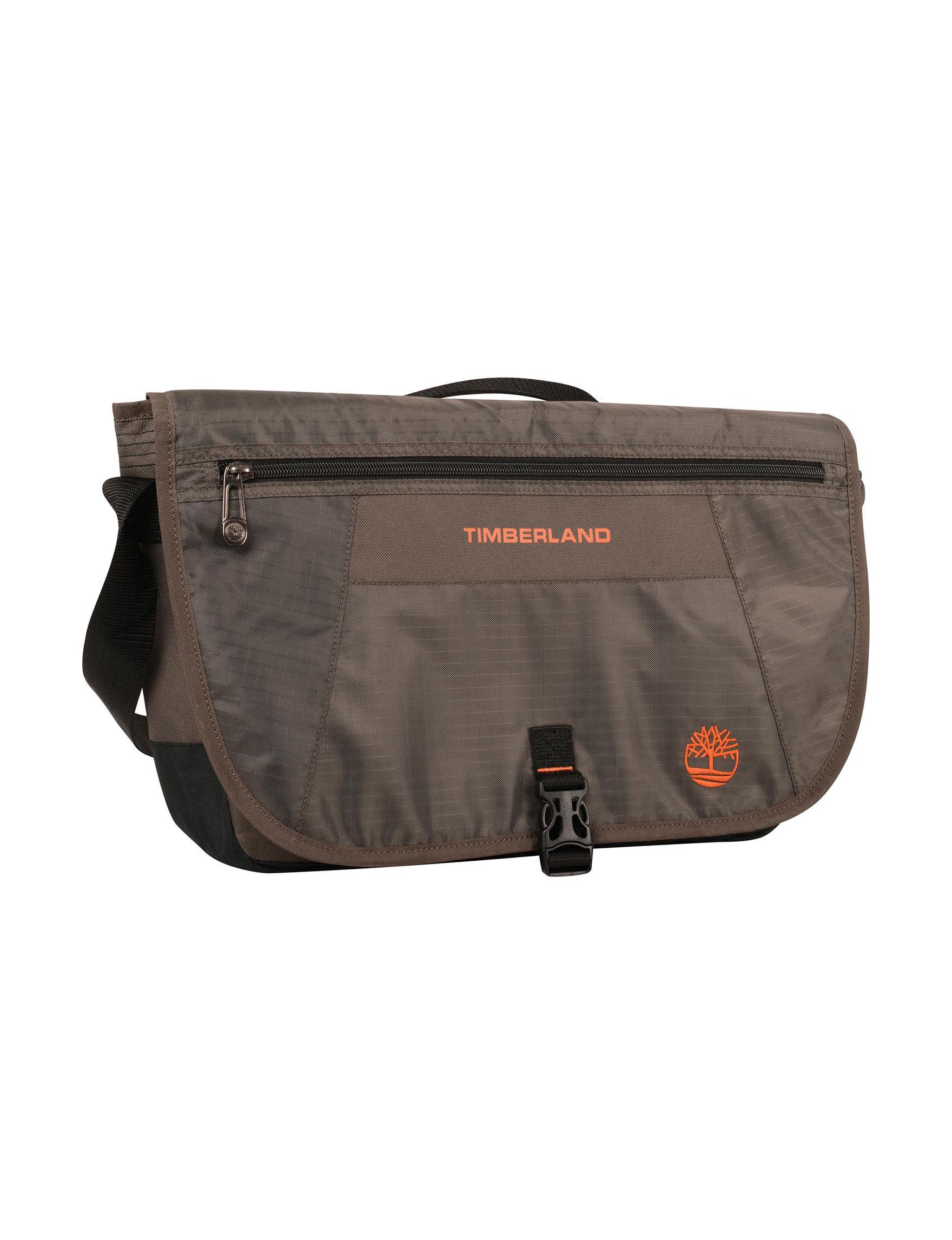 Timberland Brown Laptop & Messenger Bags