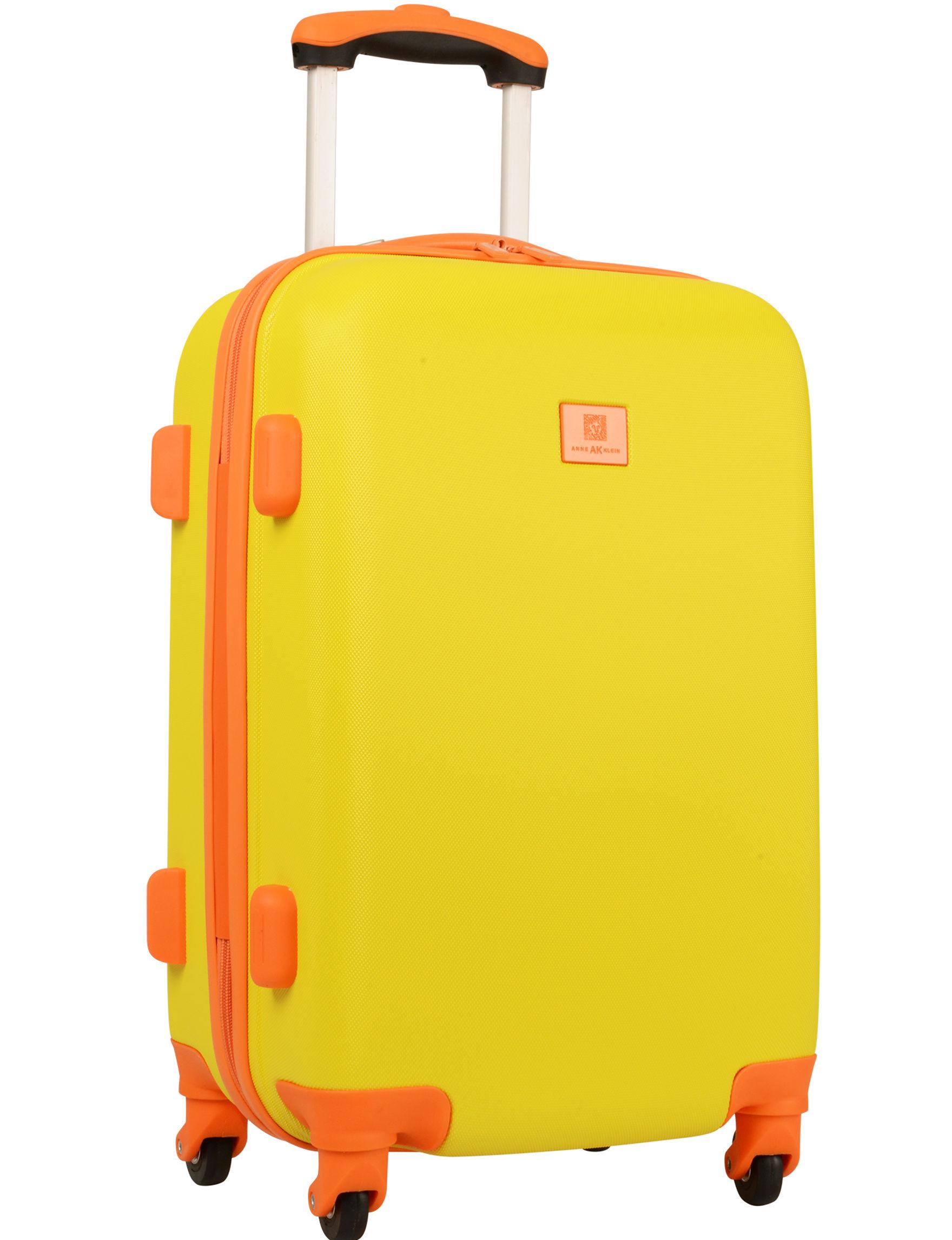 Anne Klein Yellow / Orange Upright Spinners