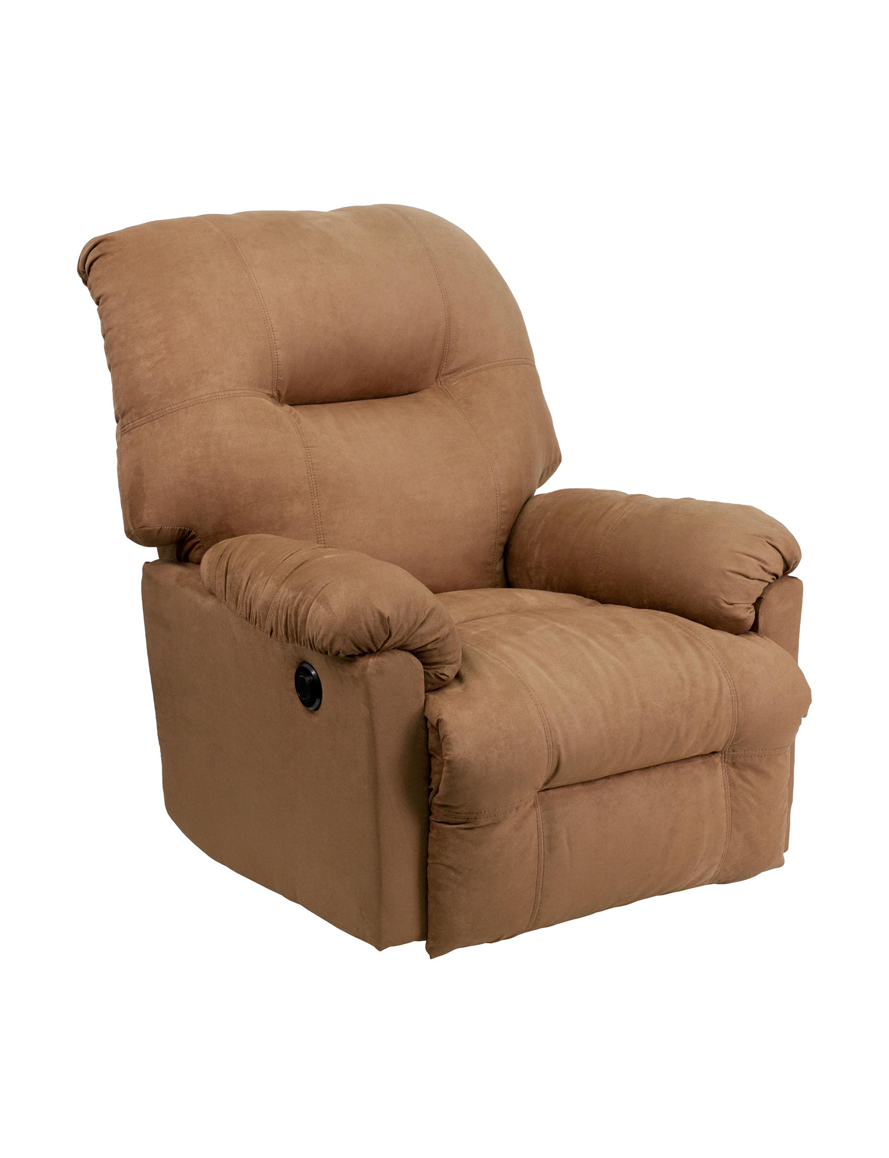 Flash Furniture Camel Accent Chairs Living Room Furniture