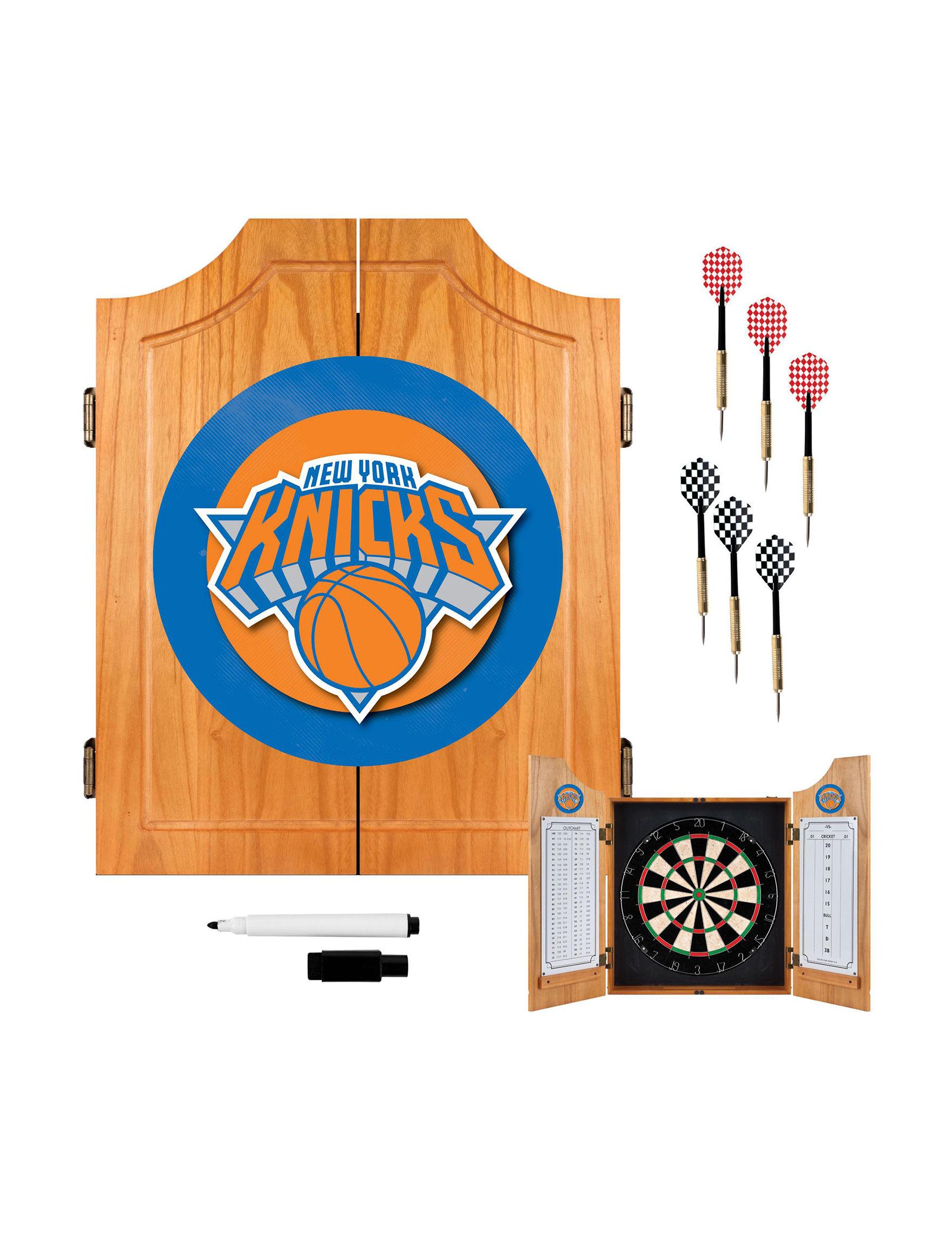 Trademark Global Blue / Orange Game Room