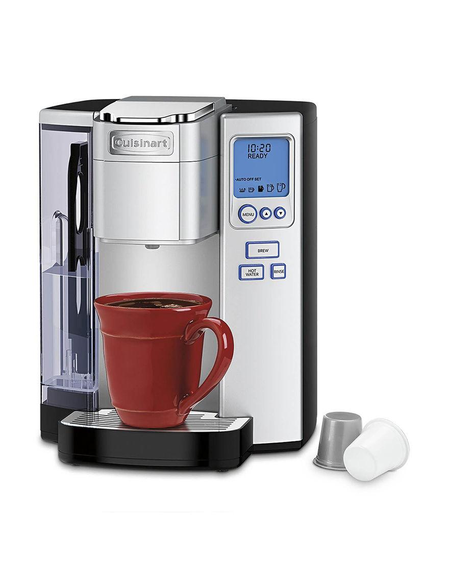 Cuisinart Stainless Steel Coffee, Espresso & Tea Makers Kitchen Appliances