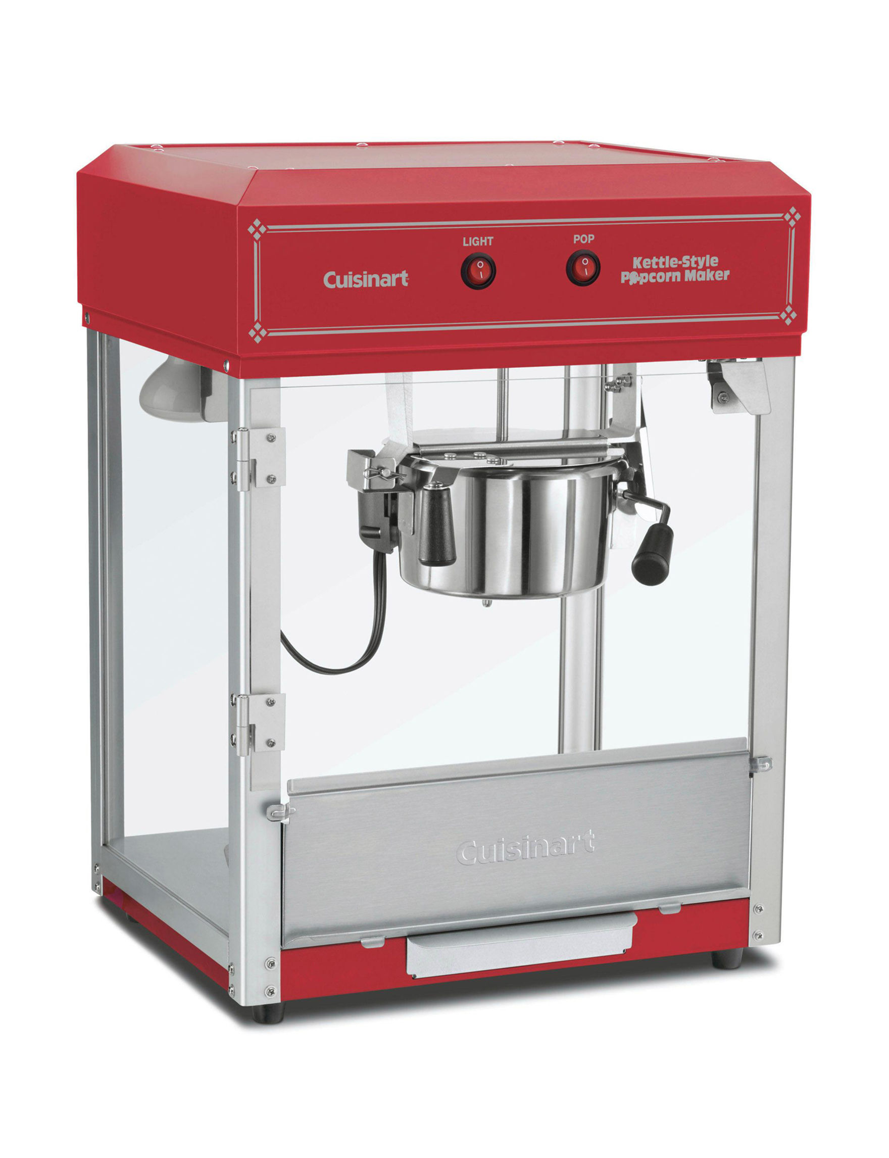 Cuisinart Red Specialty Food Makers Gourmet Food & Beverages Kitchen Appliances