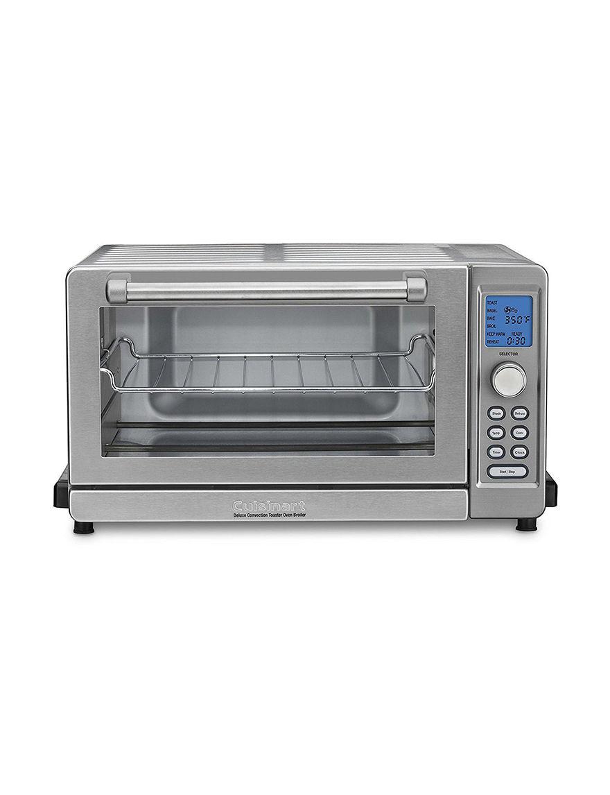 Cuisinart Stainless Steel Toasters & Toaster Ovens Kitchen Appliances