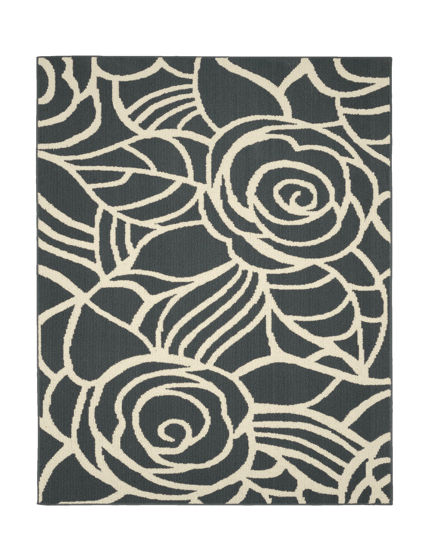 Garland Rug Grey / Ivory Area Rugs Rugs