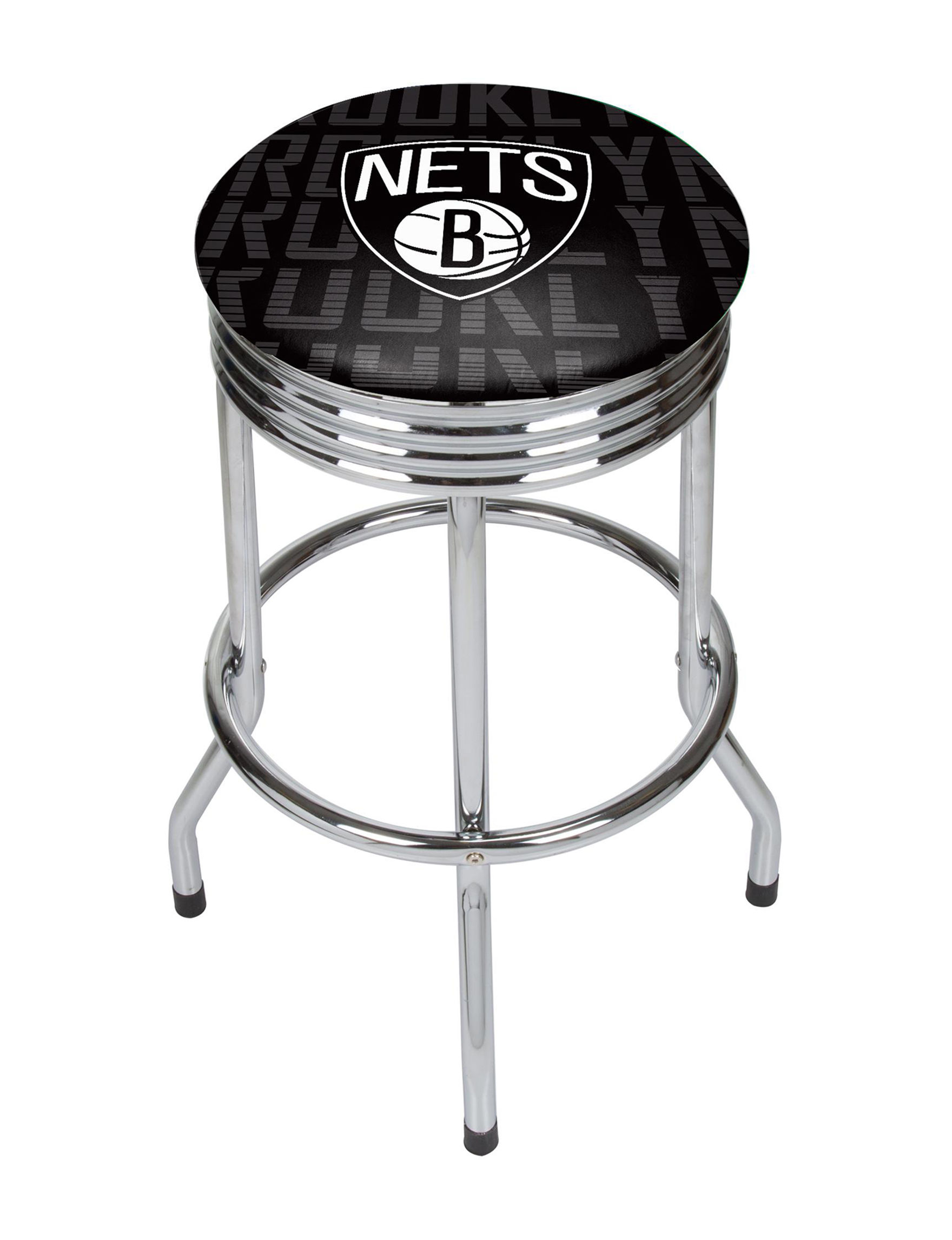 NBA Black / White Bar & Kitchen Stools Kitchen & Dining Furniture
