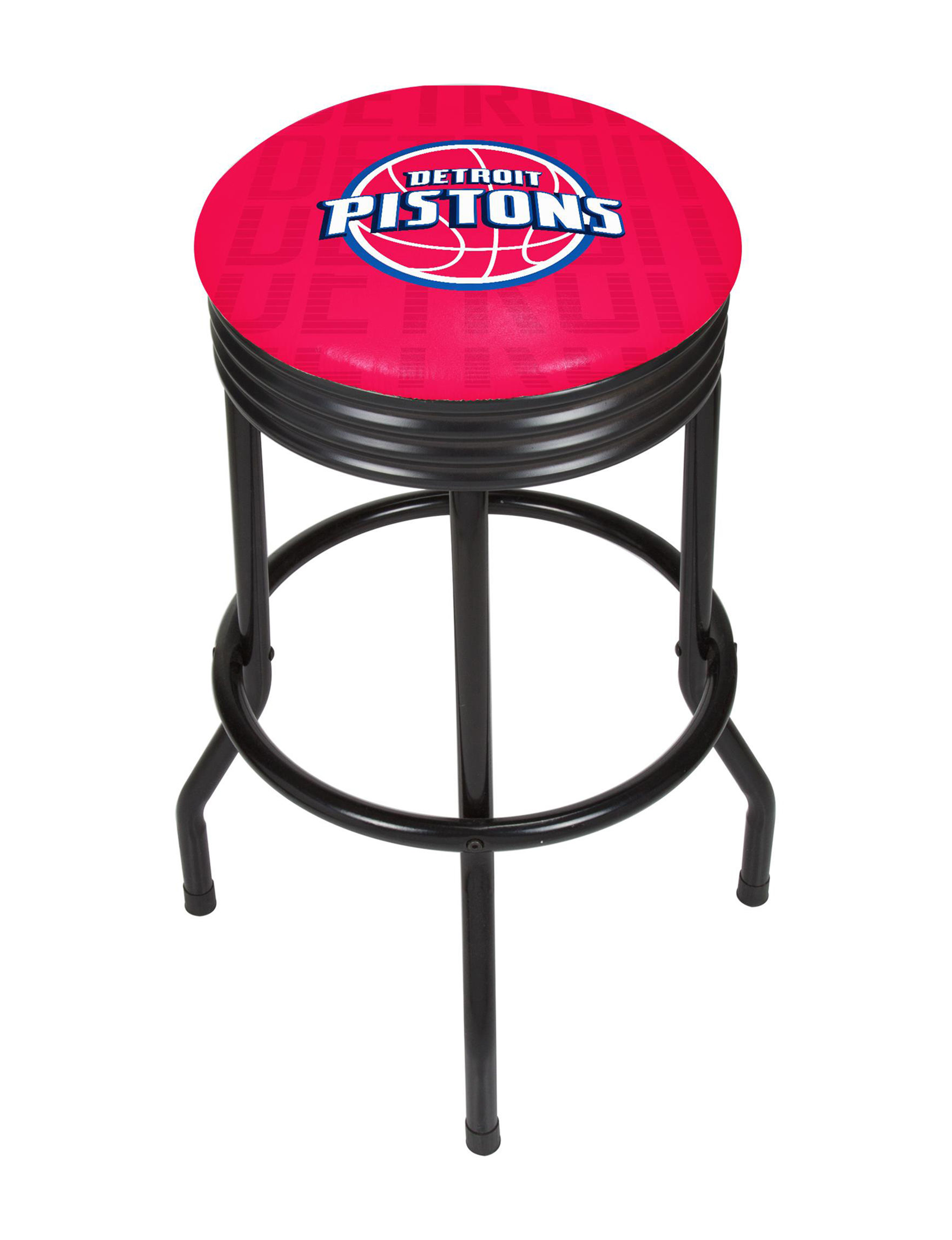 NBA Red / White / Blue Bar & Kitchen Stools Kitchen & Dining Furniture NBA