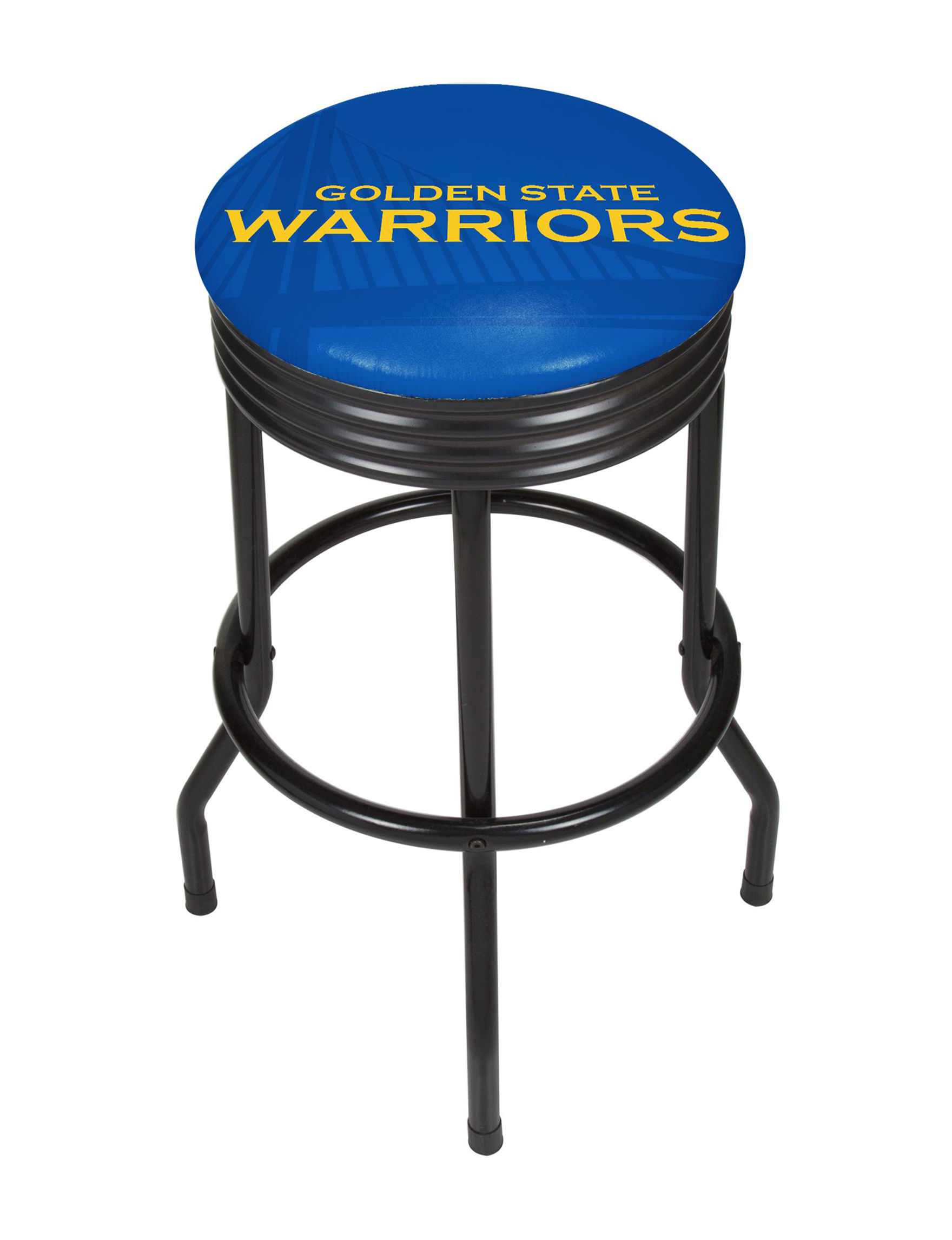 NBA Blue / Yellow Bar & Kitchen Stools Kitchen & Dining Furniture