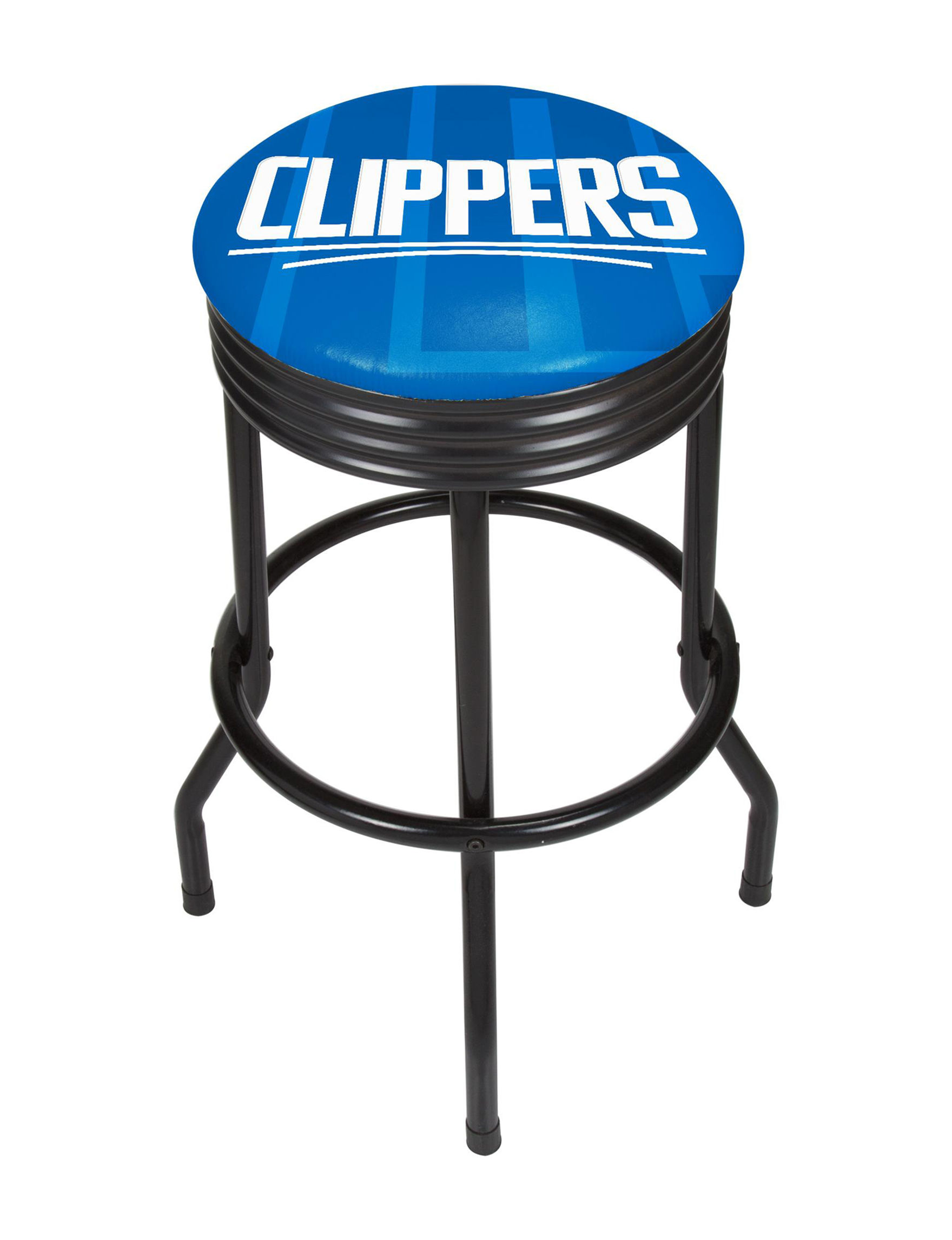 NBA Blue / White Bar & Kitchen Stools Kitchen & Dining Furniture NBA
