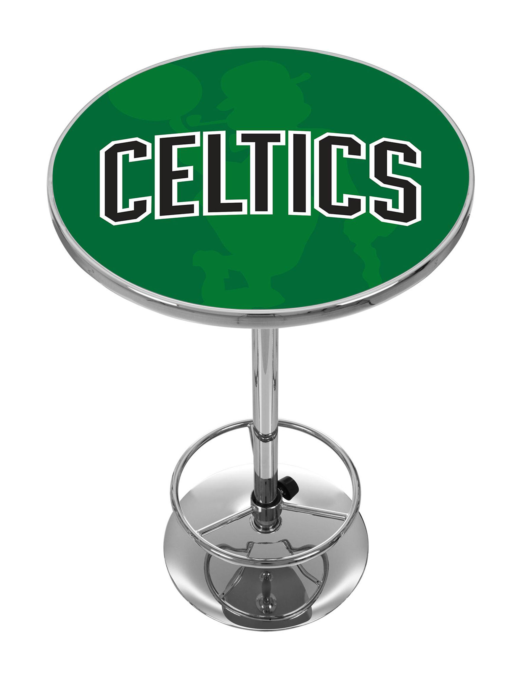 NBA Green / Black Dining Tables Kitchen & Dining Furniture