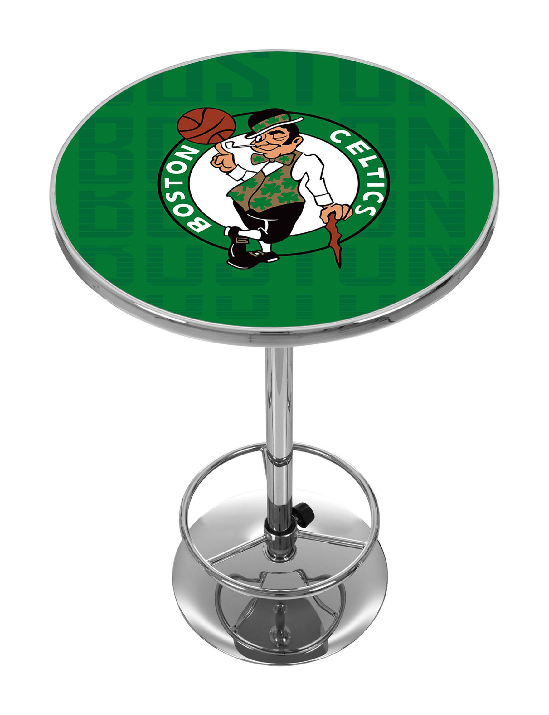 NBA Green / White Dining Tables Kitchen & Dining Furniture