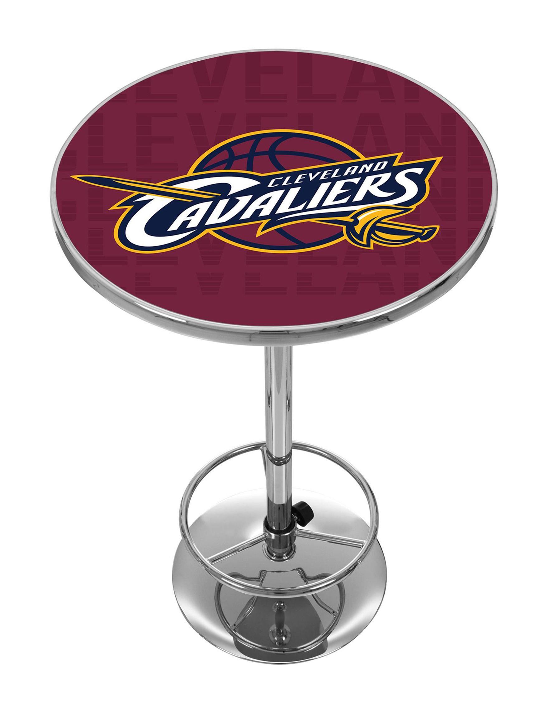 NBA Red / Gold Kitchen & Dining Furniture
