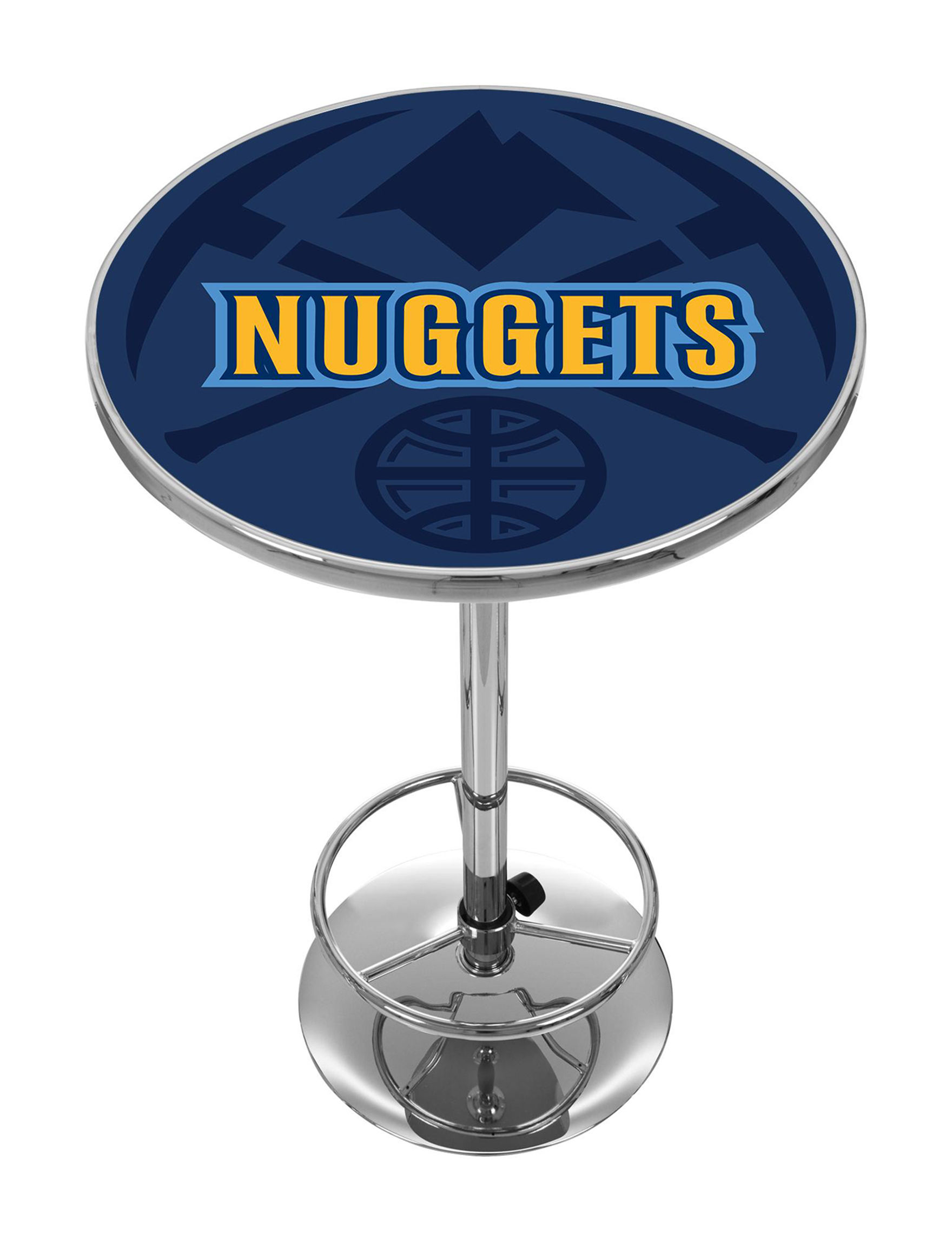 NBA Navy / Yellow Dining Tables Kitchen & Dining Furniture