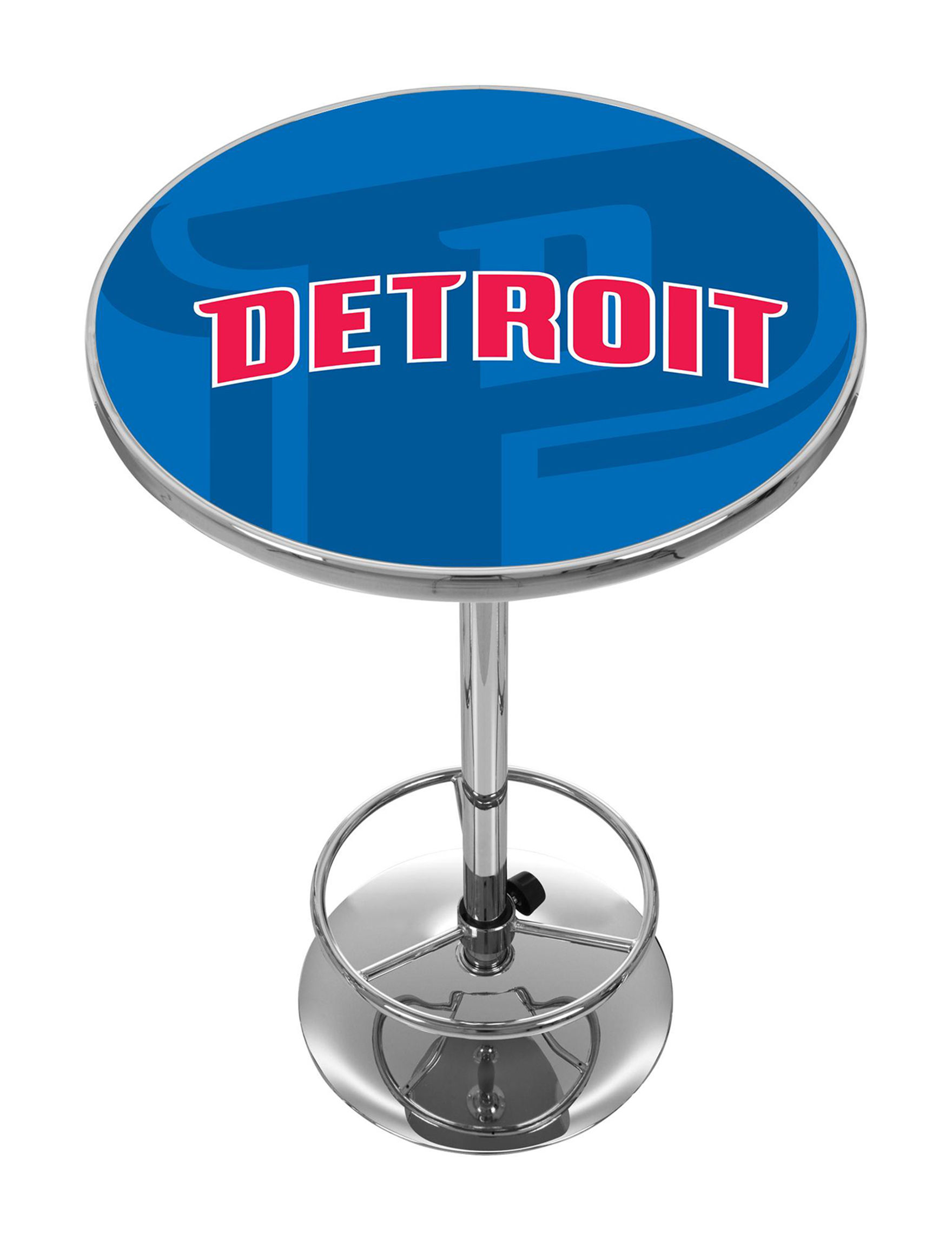 NBA Blue/ Red Dining Tables Kitchen & Dining Furniture