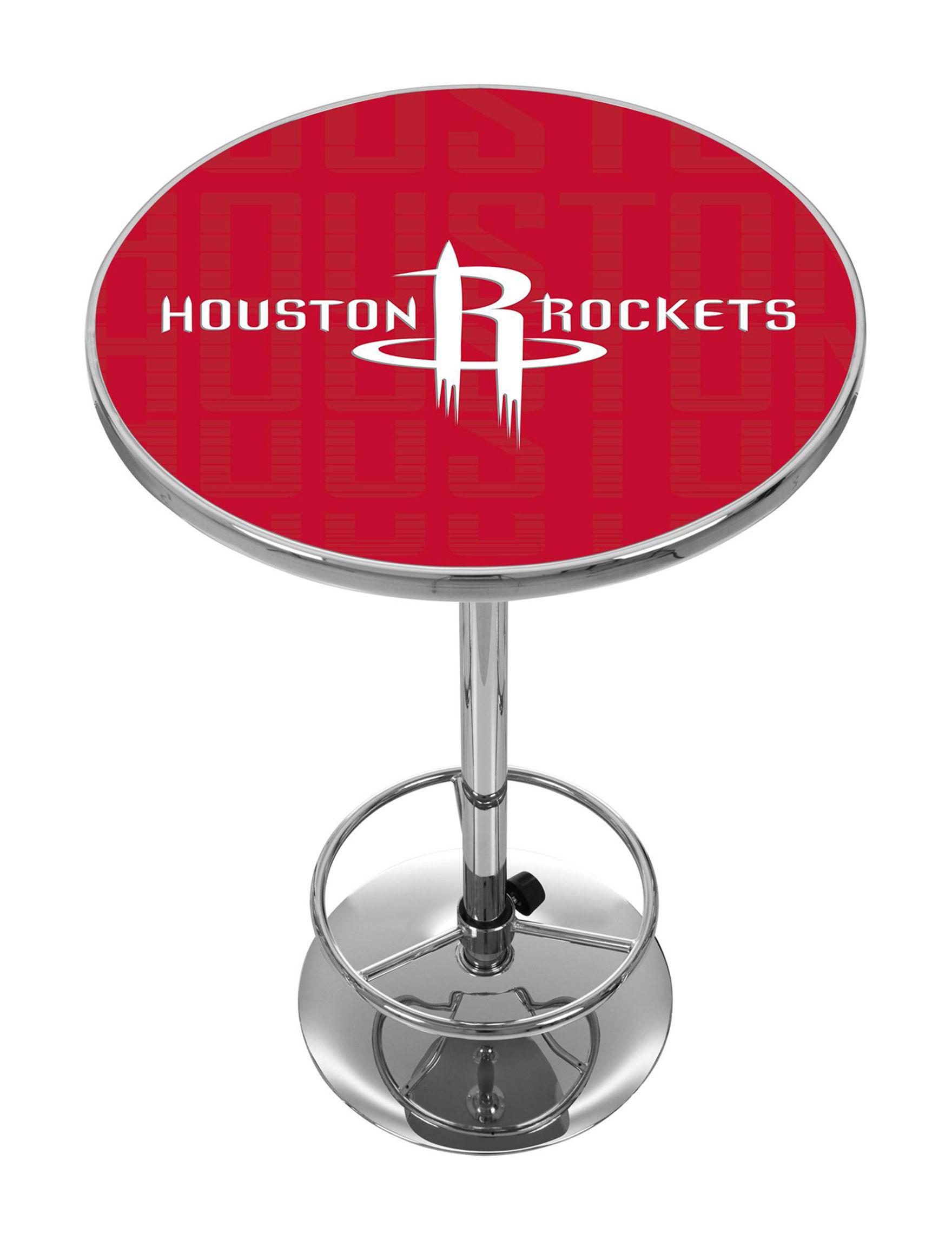 NBA Red / White Kitchen & Dining Furniture NBA