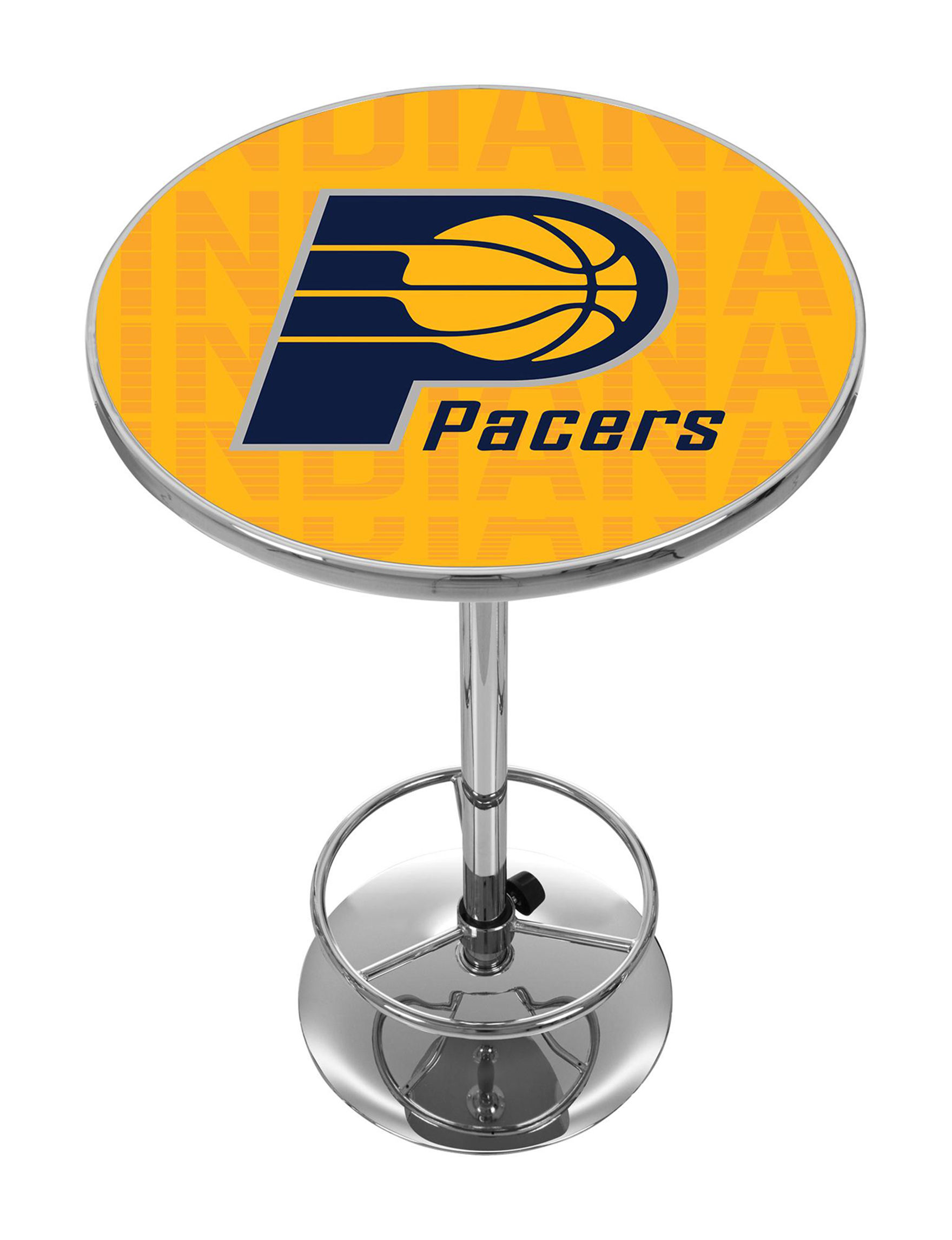 NBA Yellow / Navy Dining Tables Kitchen & Dining Furniture NBA