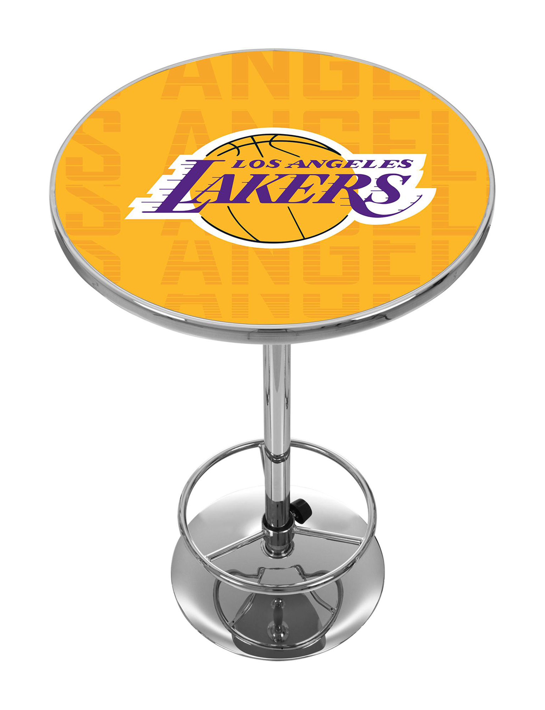 NBA Purple / Gold Dining Tables Kitchen & Dining Furniture