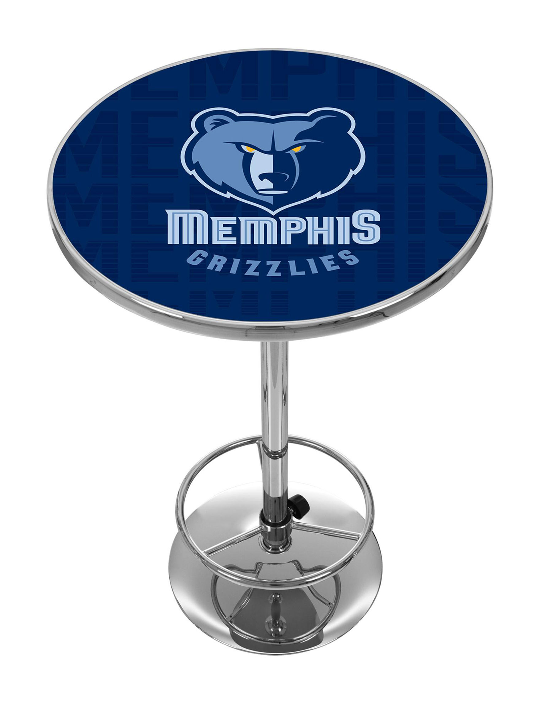 NBA Blue Dining Tables Kitchen & Dining Furniture