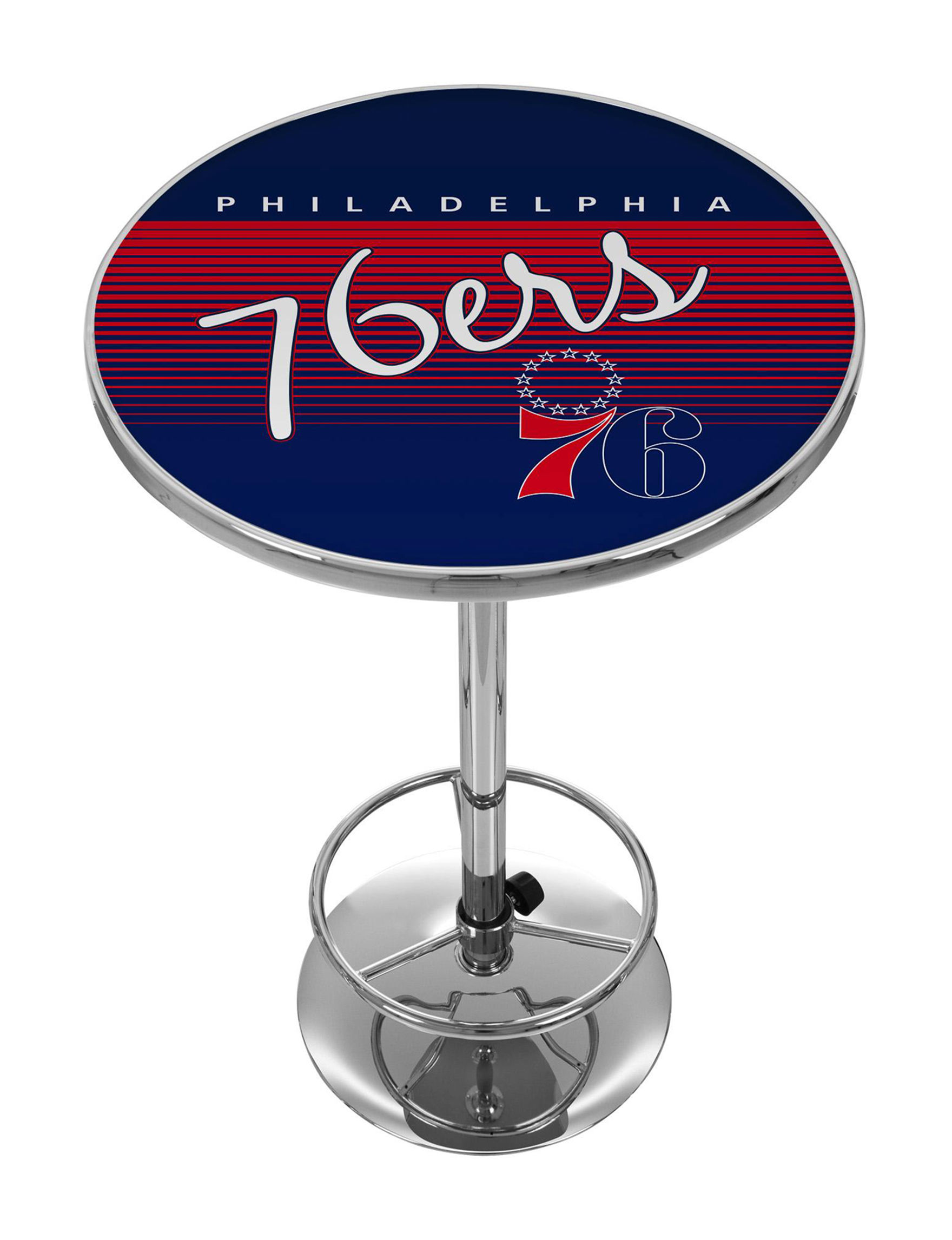 NBA Red / White / Blue Dining Tables Kitchen & Dining Furniture