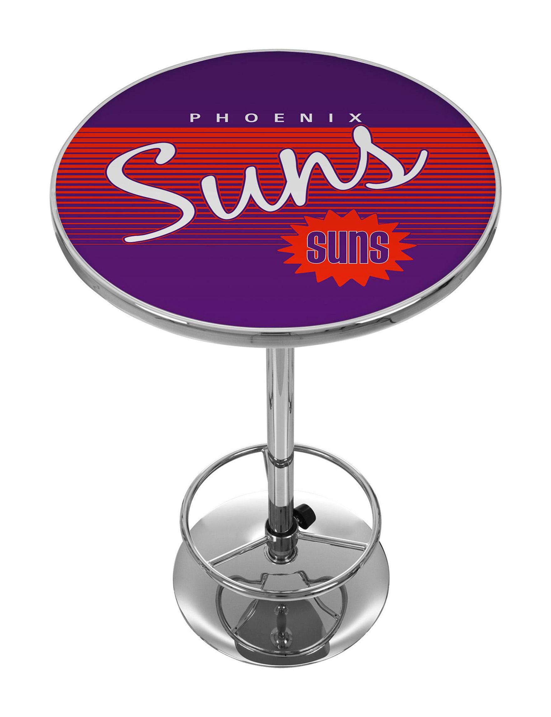 NBA Purple / Orange Dining Tables Kitchen & Dining Furniture