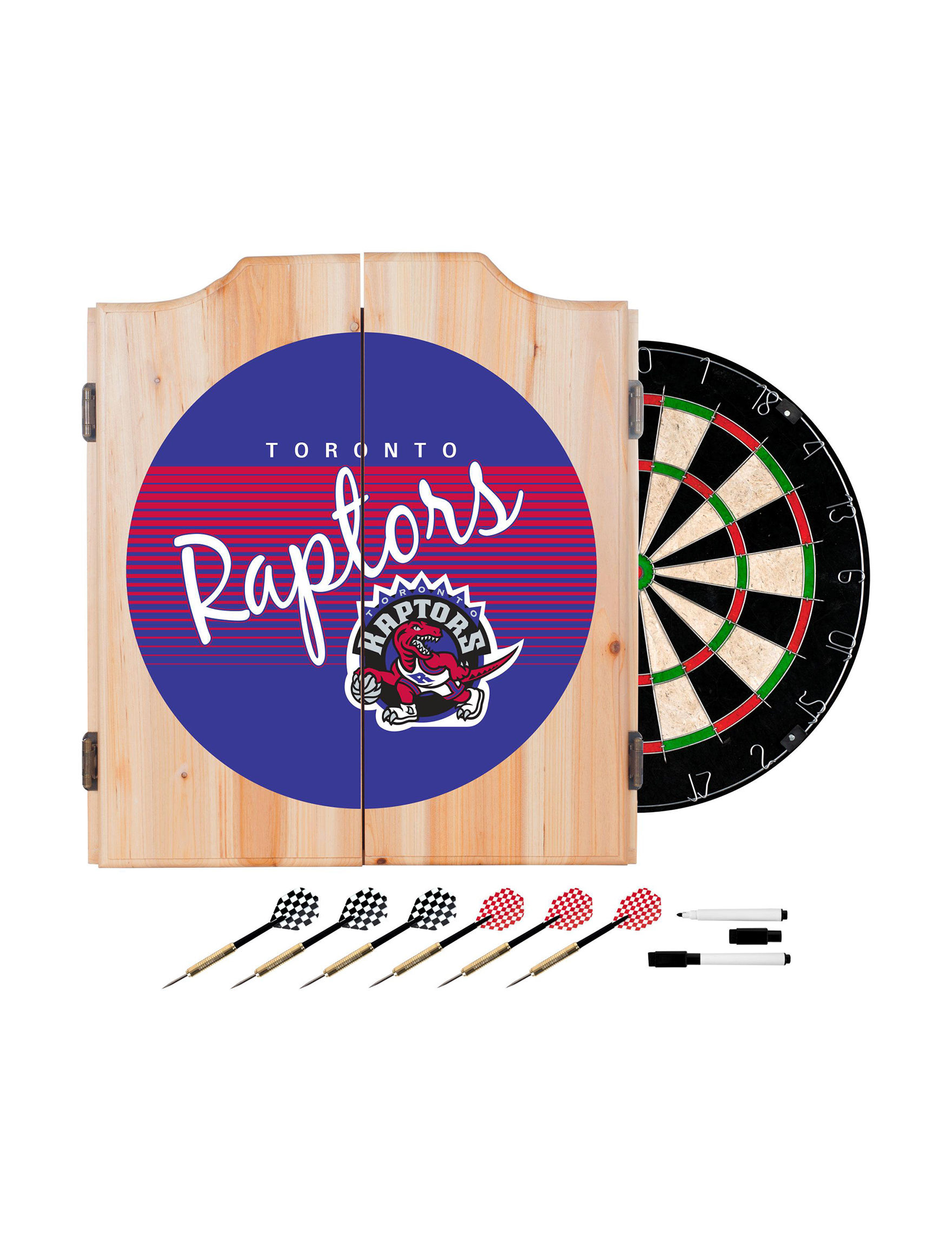 NBA Purple/Red Bar Accessories Game Room NBA
