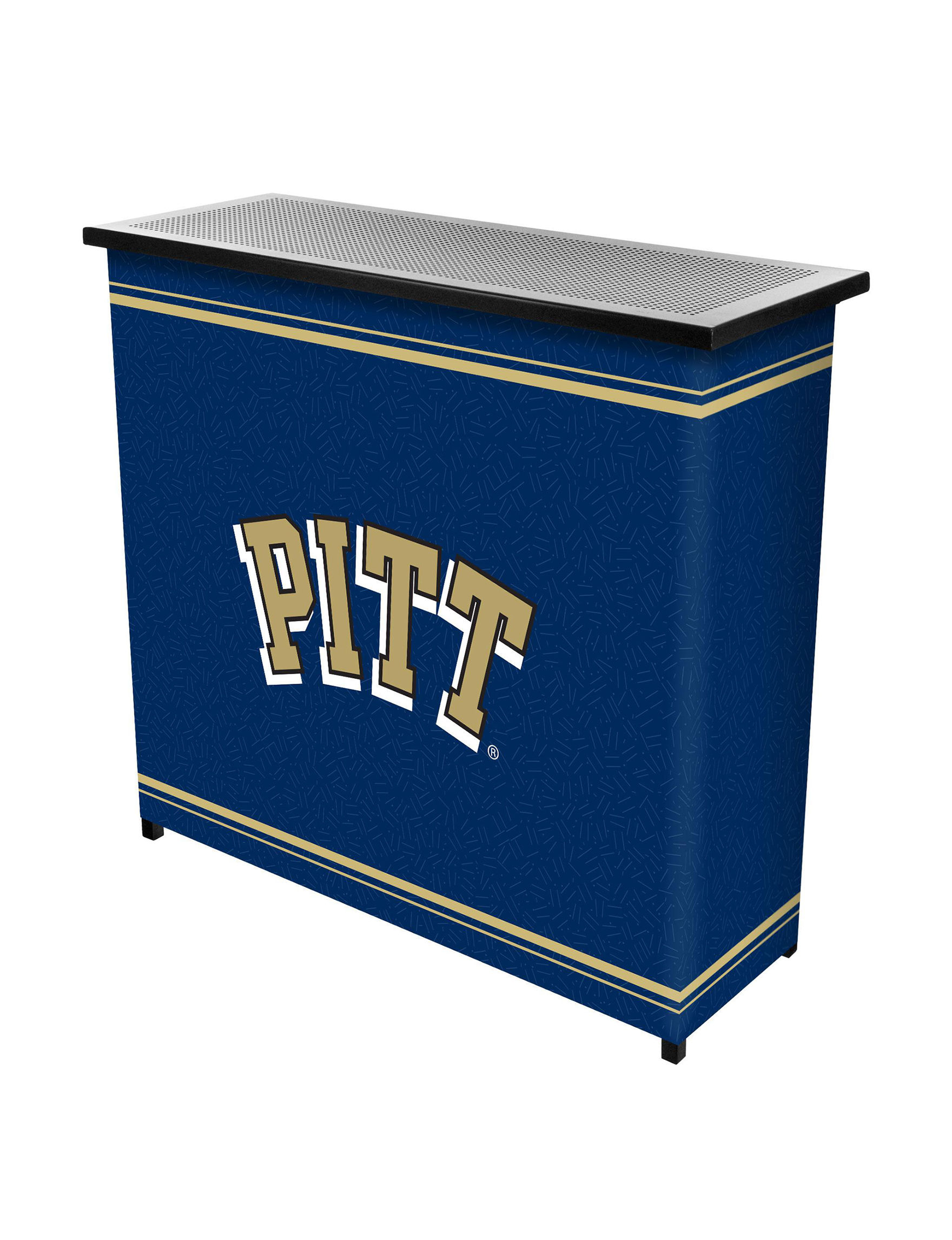 University Of Pittsburgh Portable Bar With Case Stage Stores
