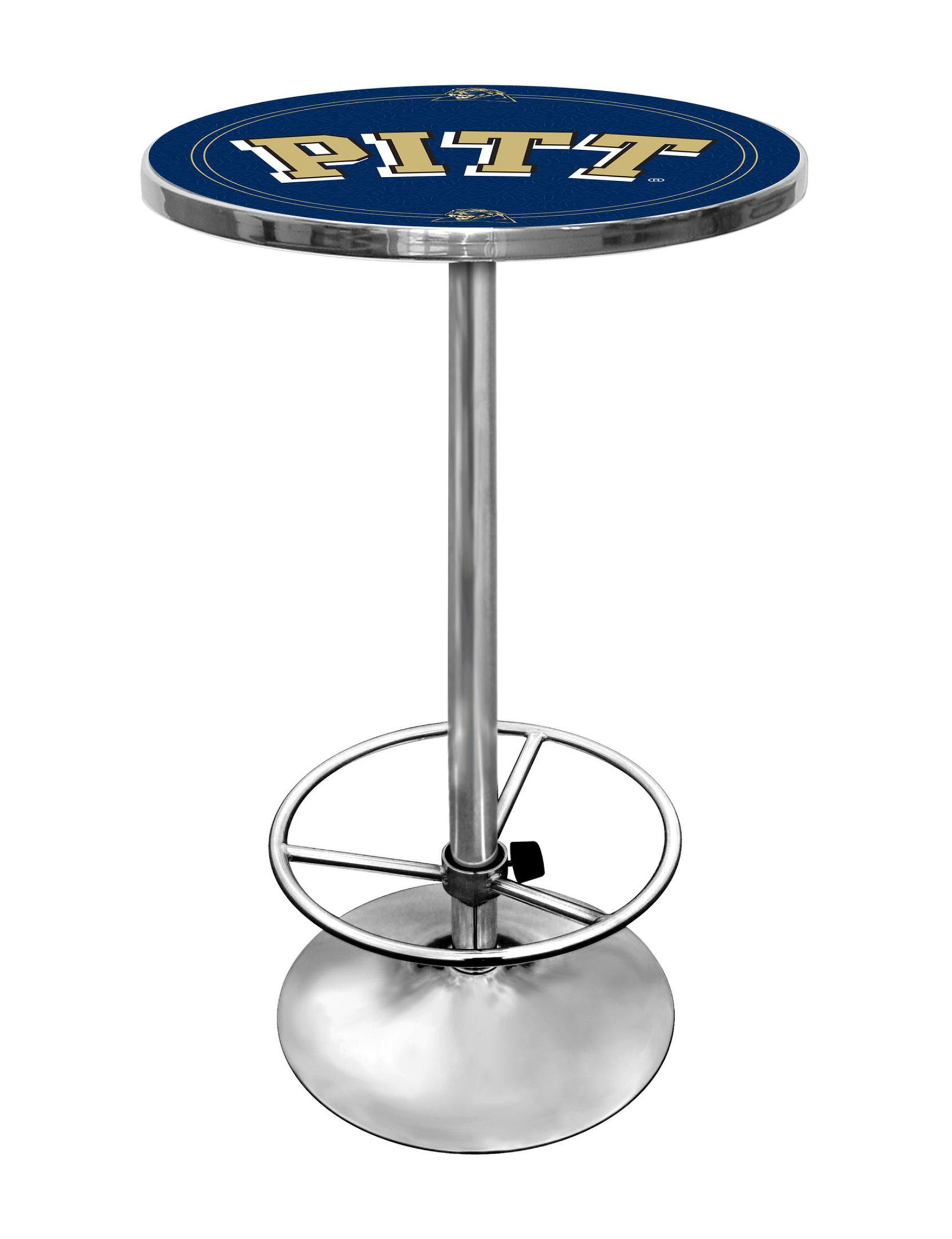NCAA Navy / Gold Dining Tables Kitchen & Dining Furniture