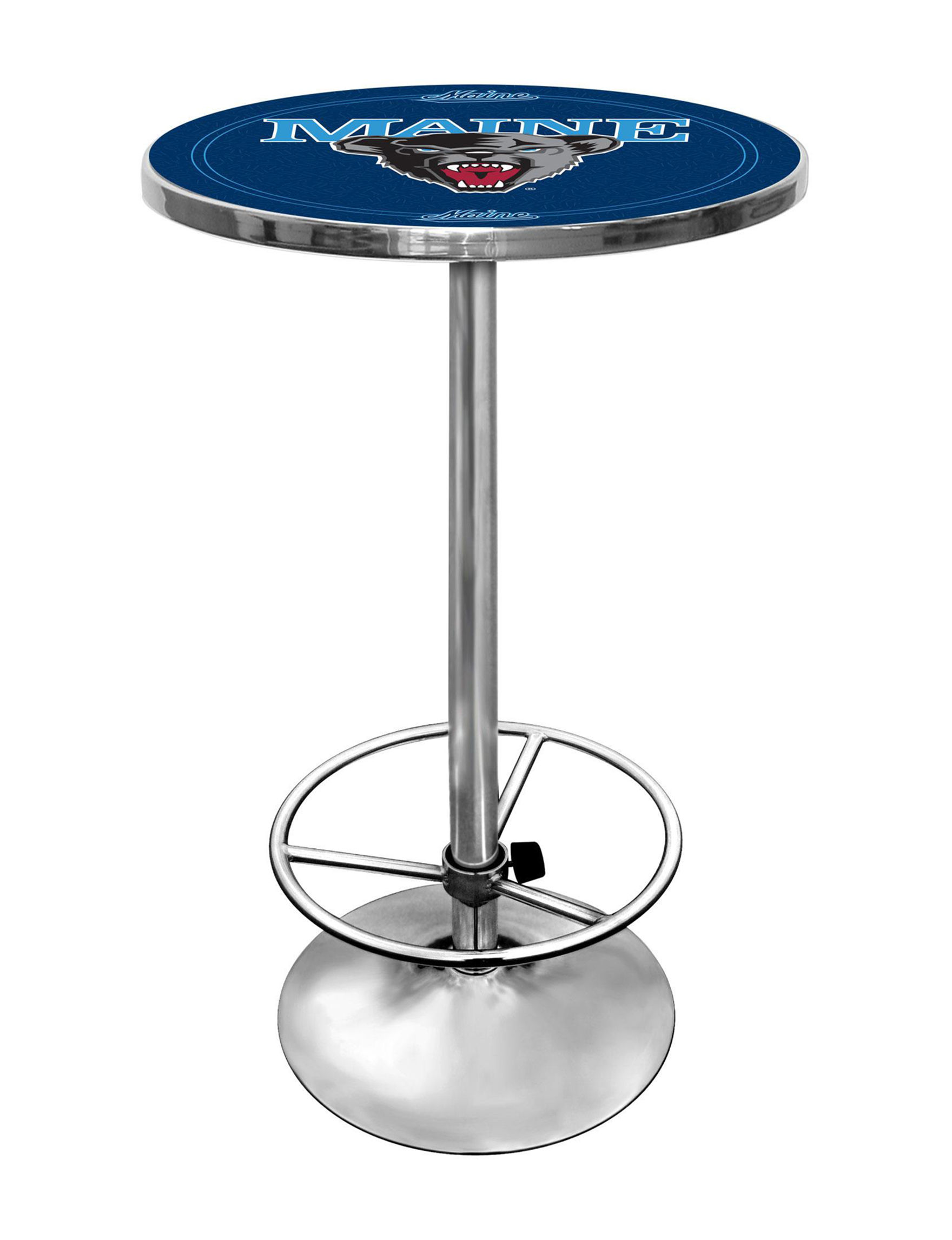 NCAA Blue/ White/ Grey Dining Tables Kitchen & Dining Furniture