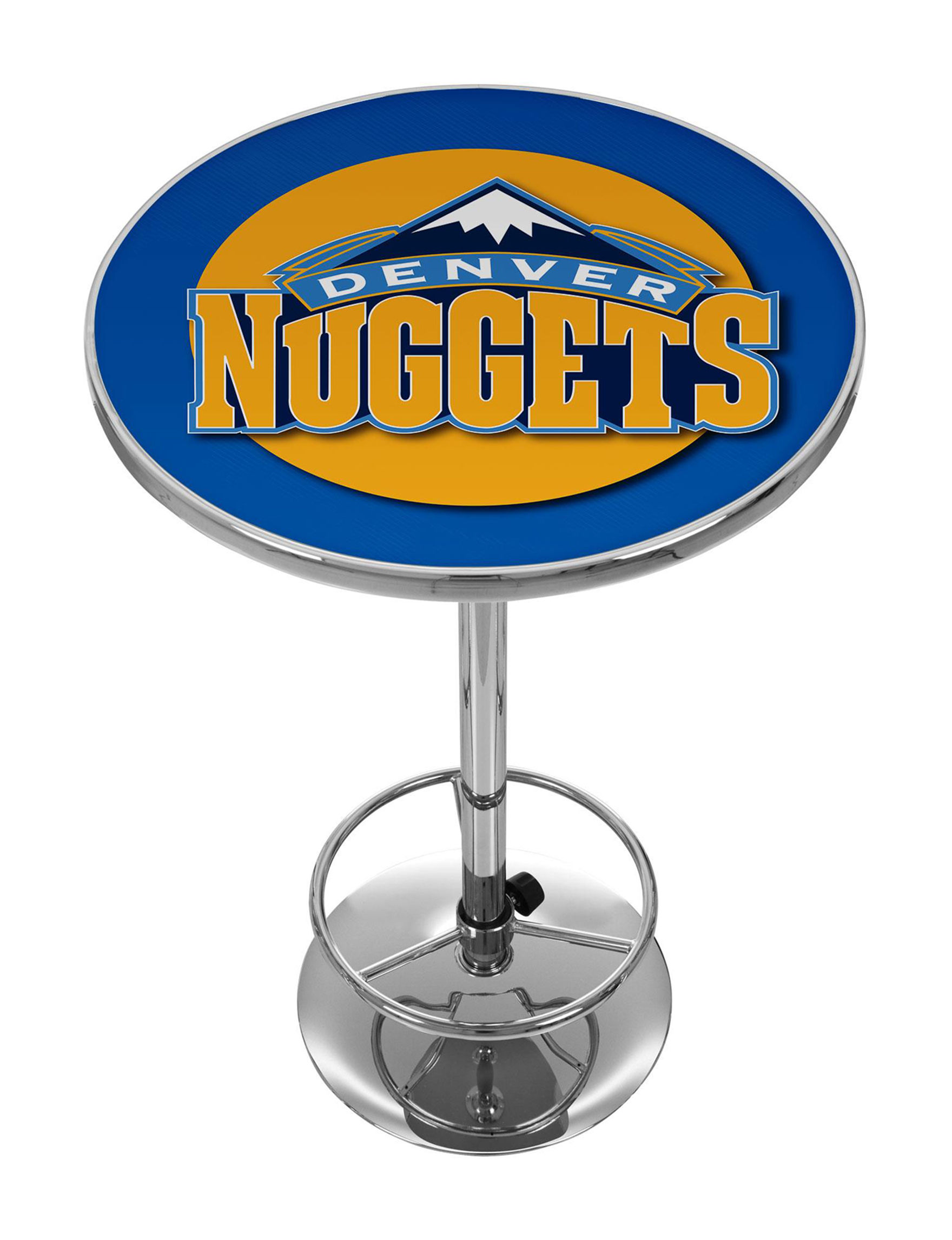 NBA Blue / Yellow Dining Tables Kitchen & Dining Furniture NBA
