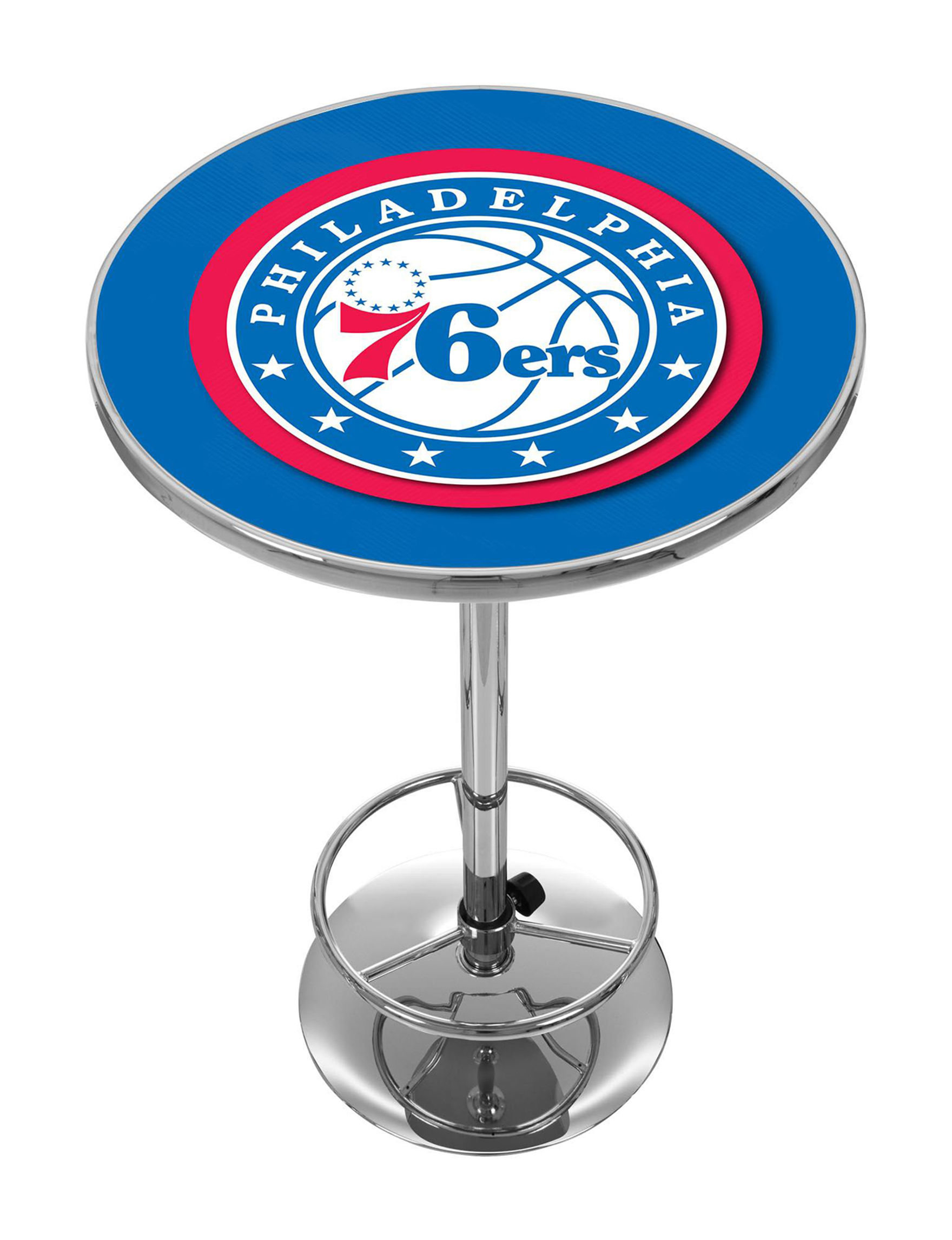 NBA Red / White / Blue Dining Tables Kitchen & Dining Furniture NBA