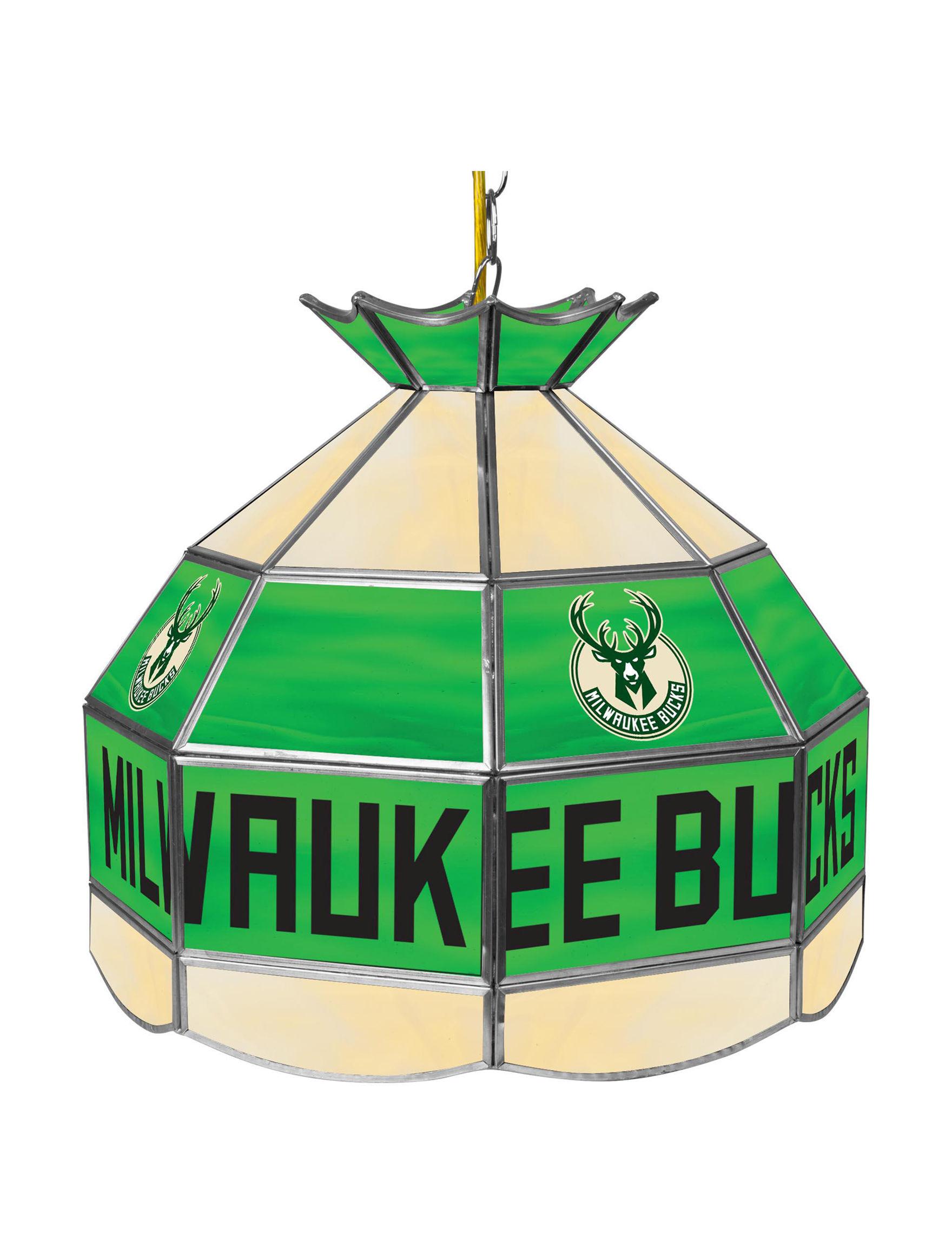 NBA Green / Black Chandeliers Lights & Lanterns Lighting & Lamps