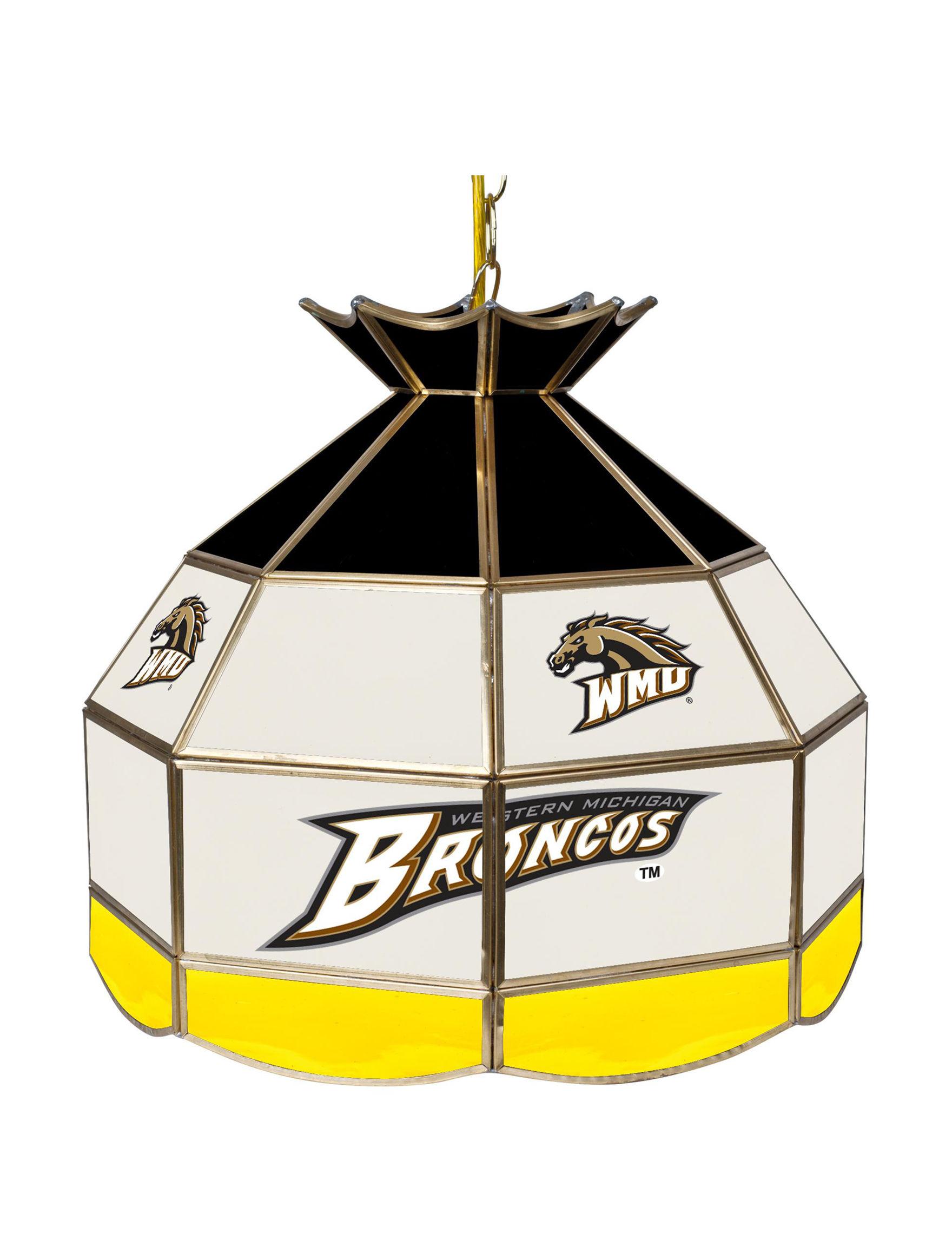 NCAA Brown Chandeliers Lights & Lanterns Lighting & Lamps