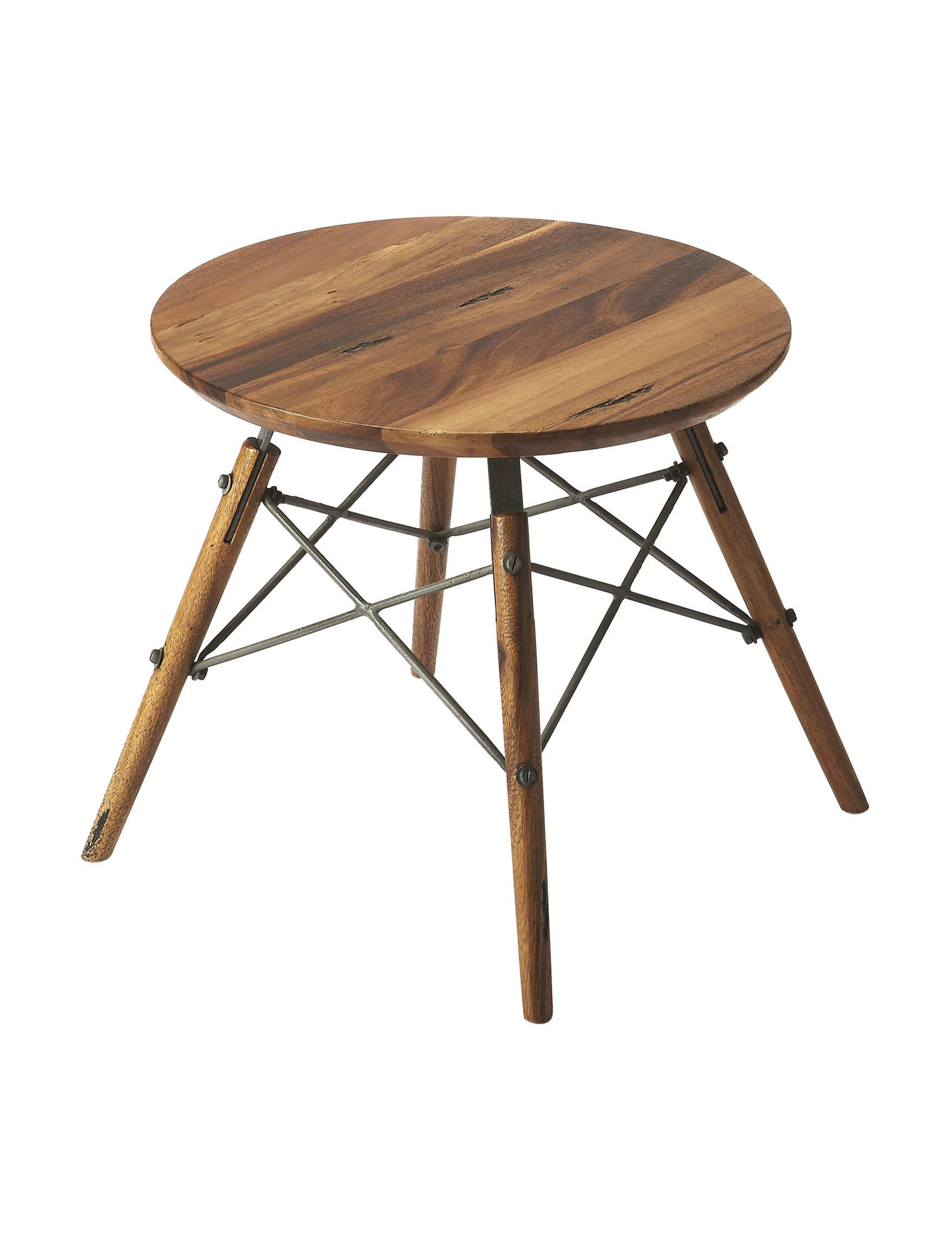 Butler Specialty Co. Wood Accent & End Tables Living Room Furniture