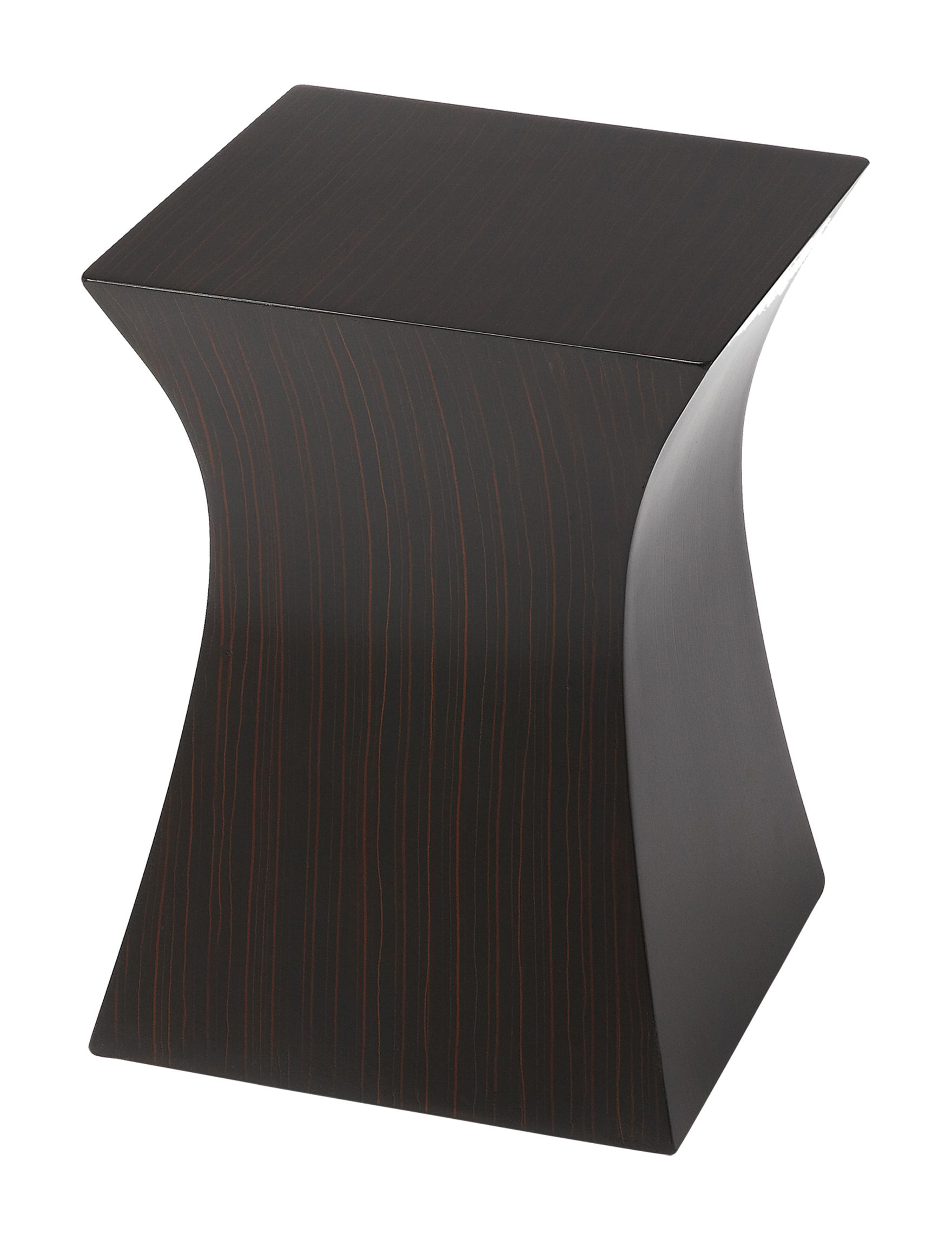 Butler Specialty Co. Black / Brown Accent & End Tables Living Room Furniture