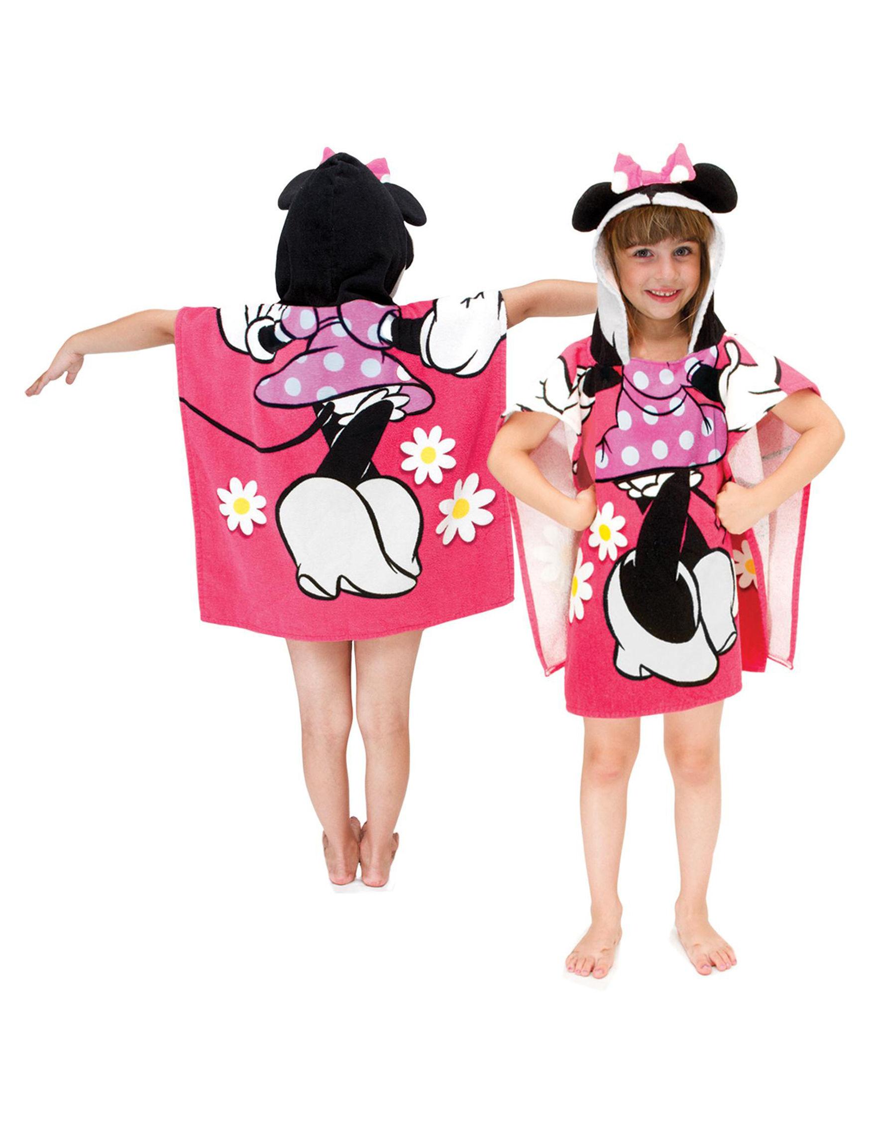 Disney Pink / White Beach Towels Towels