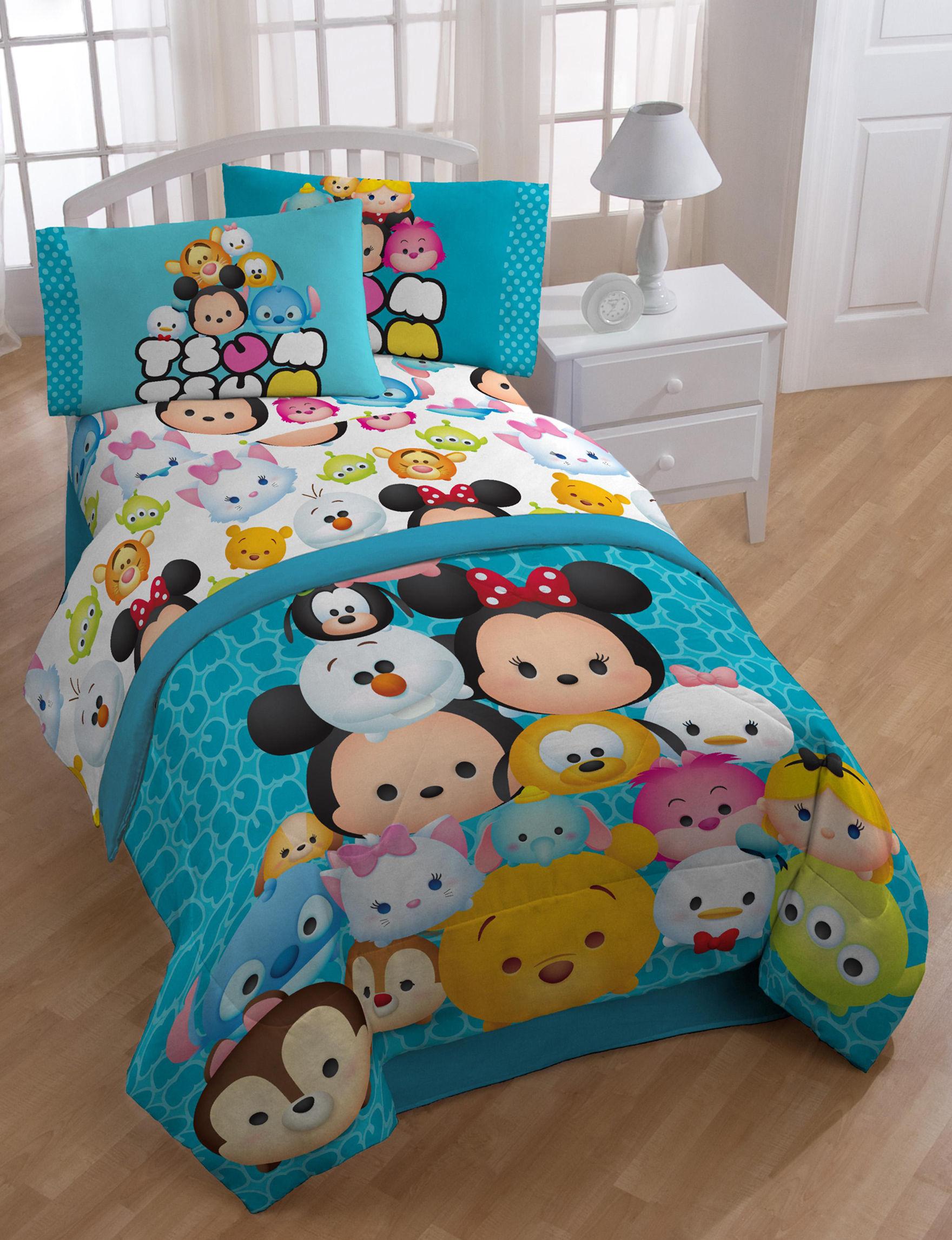 Disney Multi Sheets & Pillowcases