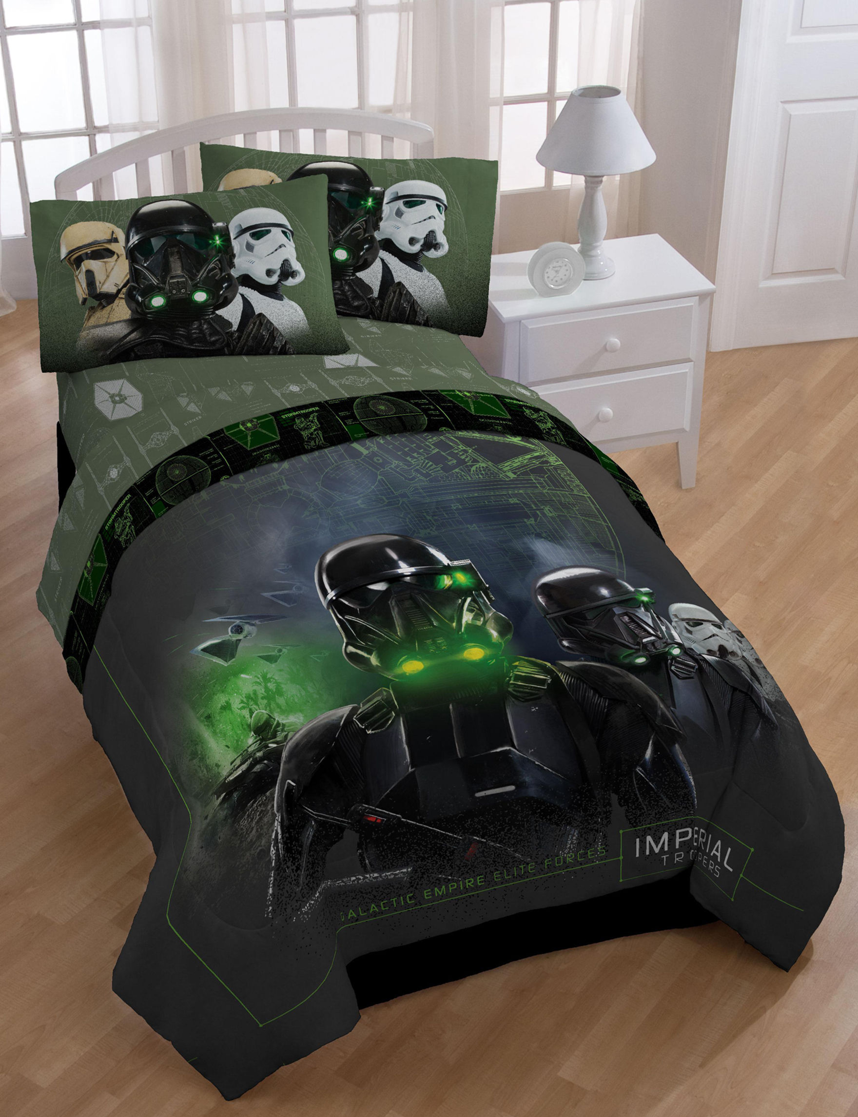 Hasbro Black Comforters & Comforter Sets