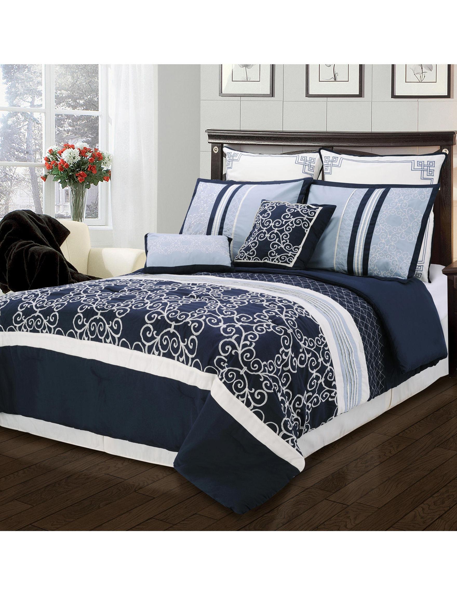 Superior Blue Sheets & Pillowcases
