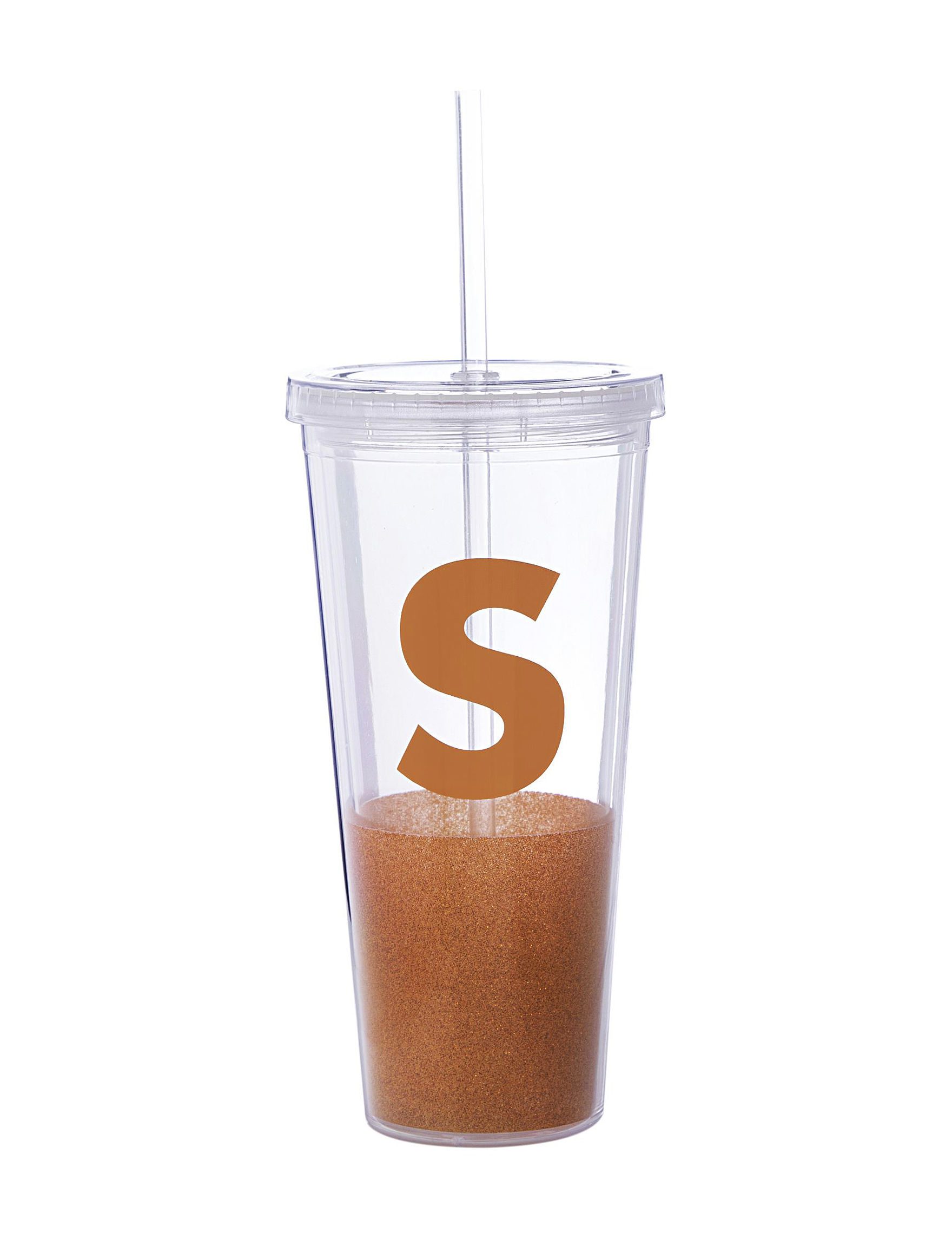 Formation Clear Tumblers Drinkware