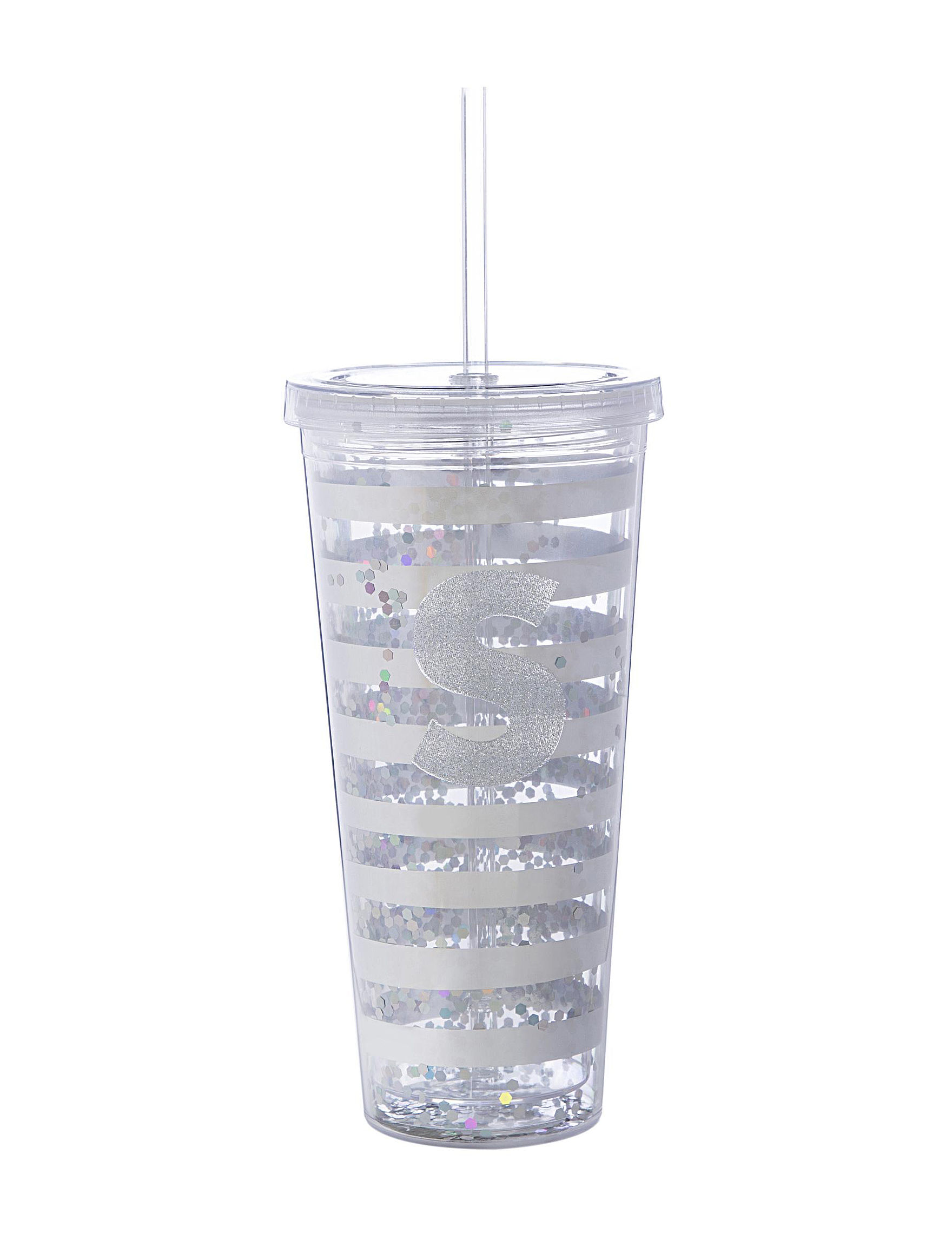 Formation Silver Tumblers Drinkware