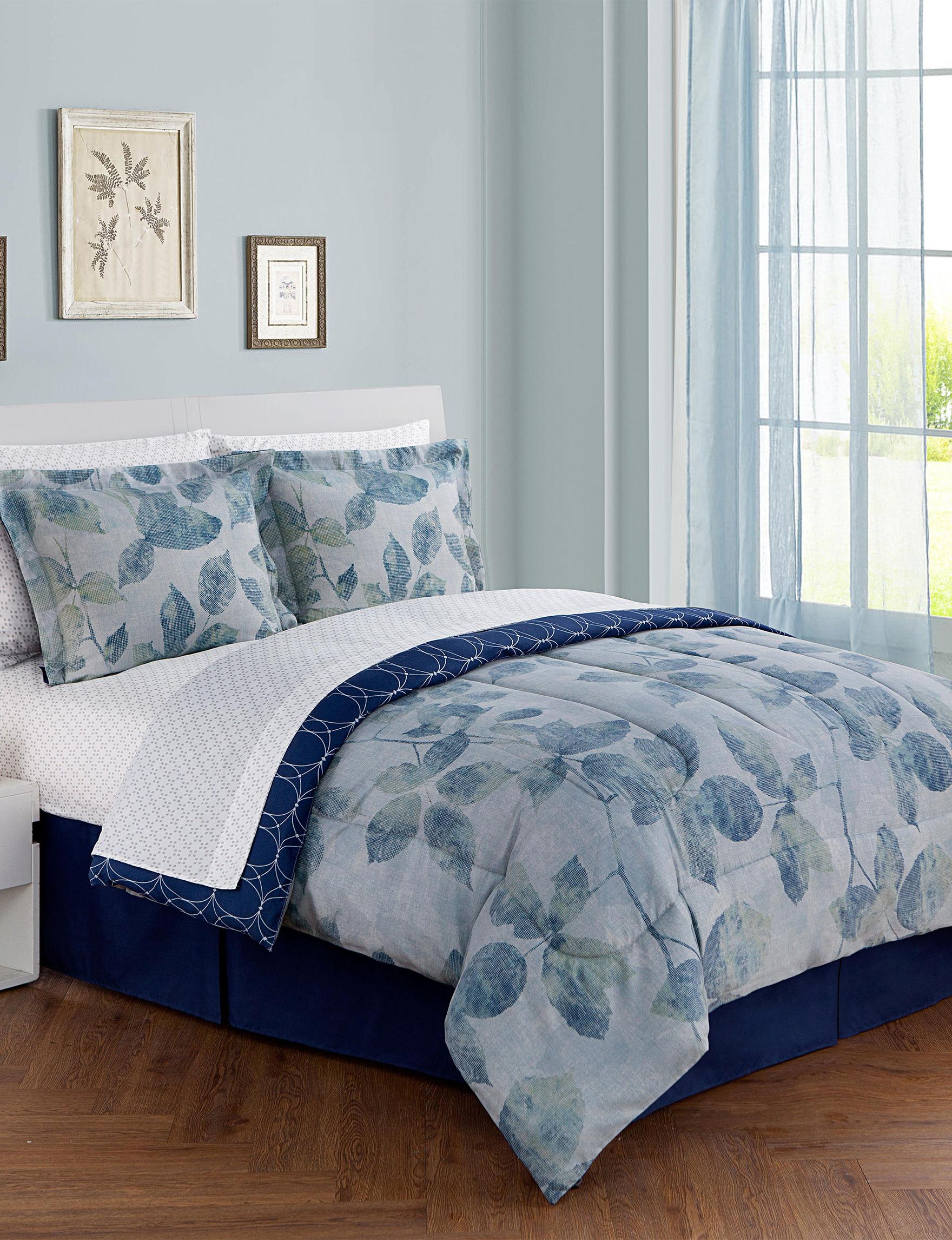 Jessica Sanders Blue Comforters & Comforter Sets