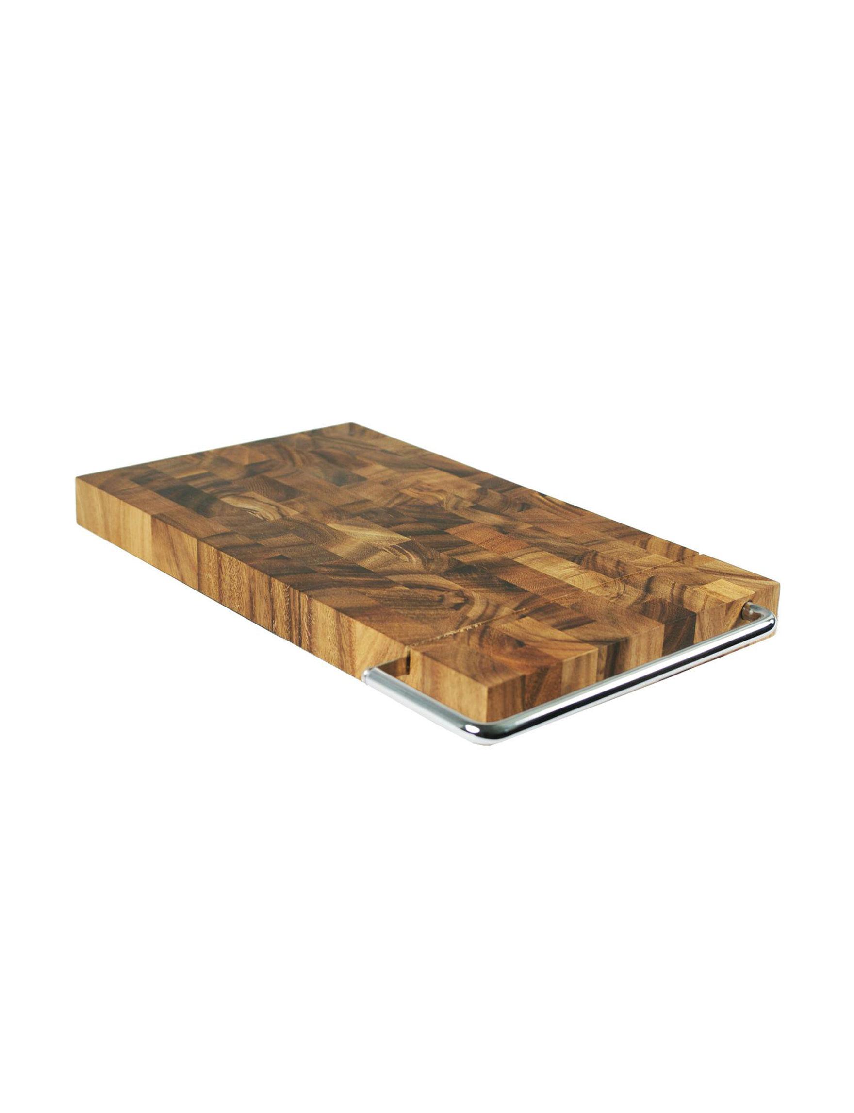 Ironwood Gourmet Wood Cutting Boards Prep & Tools