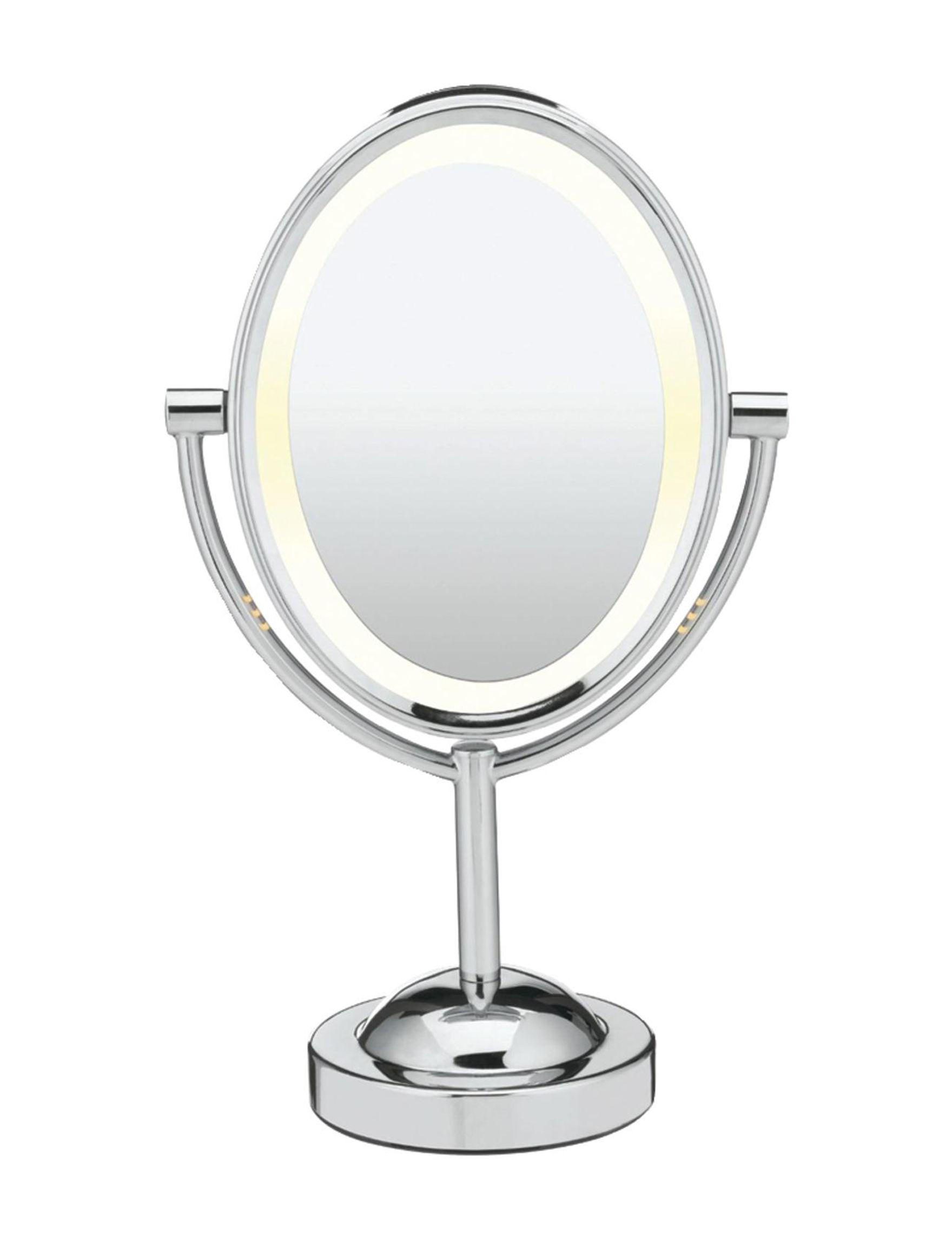 Conair Silver Bath Accessories