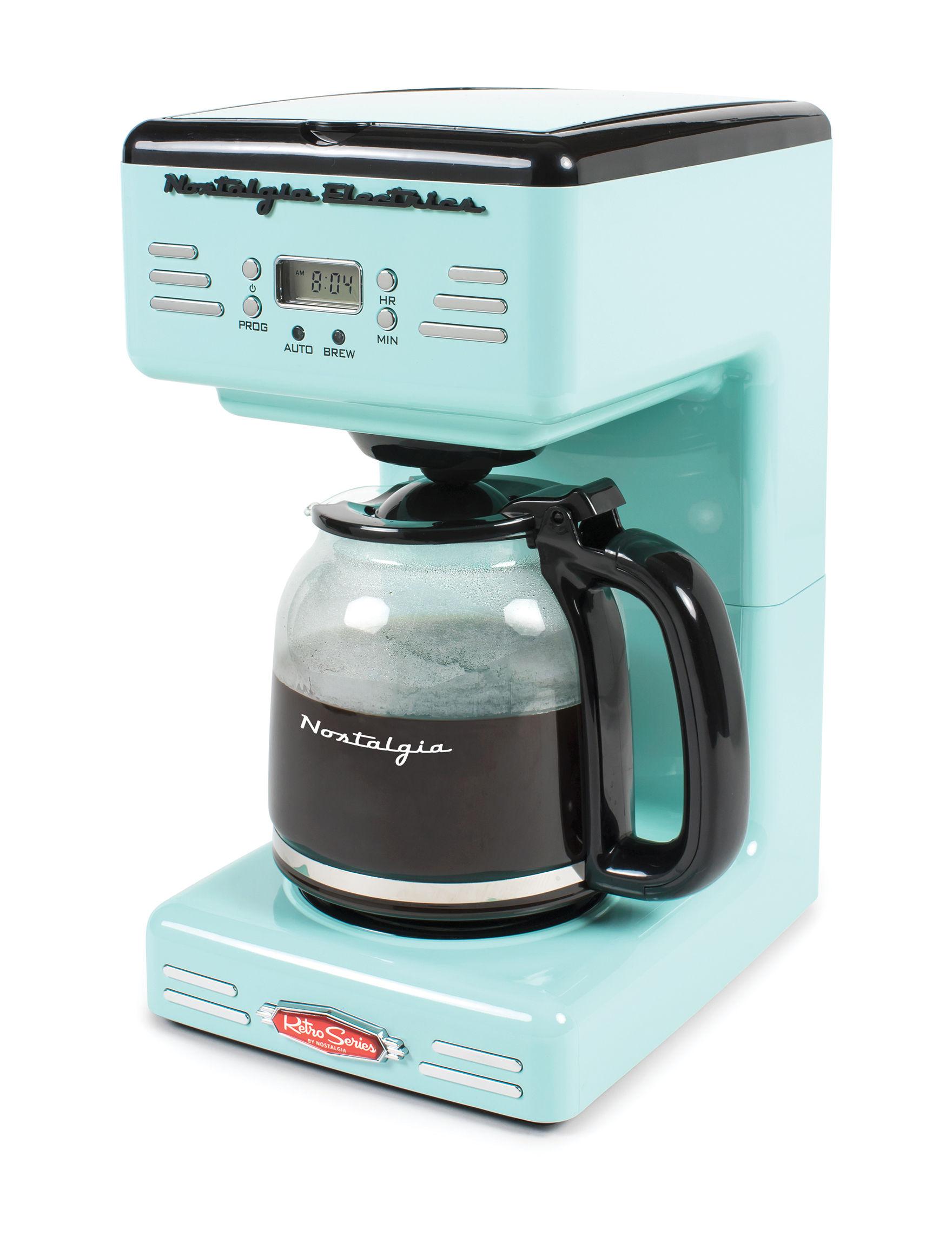 Nostalgia Electrics Retro 12-Cup Coffee Maker | Stage Stores